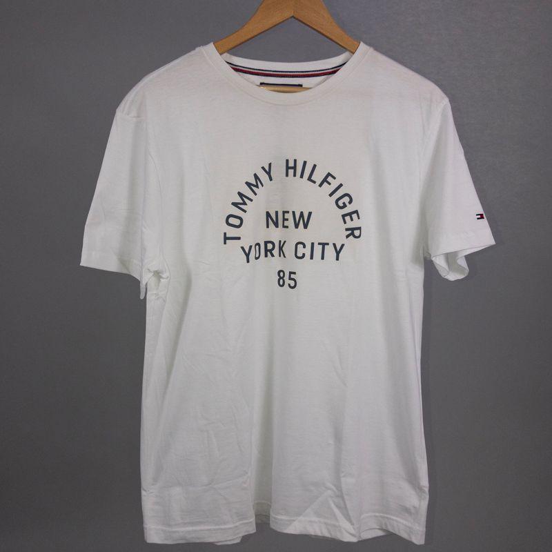 Camiseta  TOMMY HILFIGER br