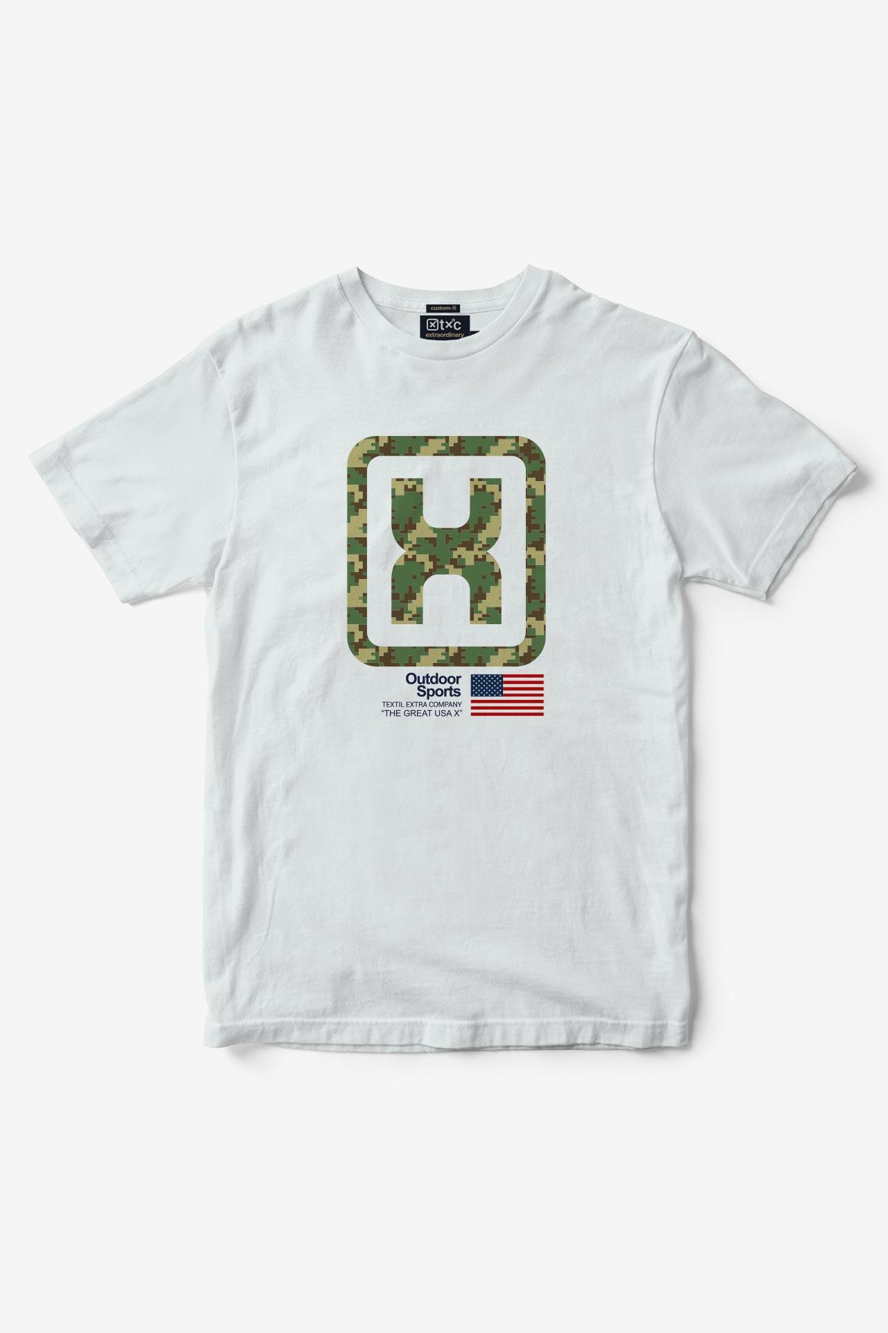 Camiseta TXC Brand 1284