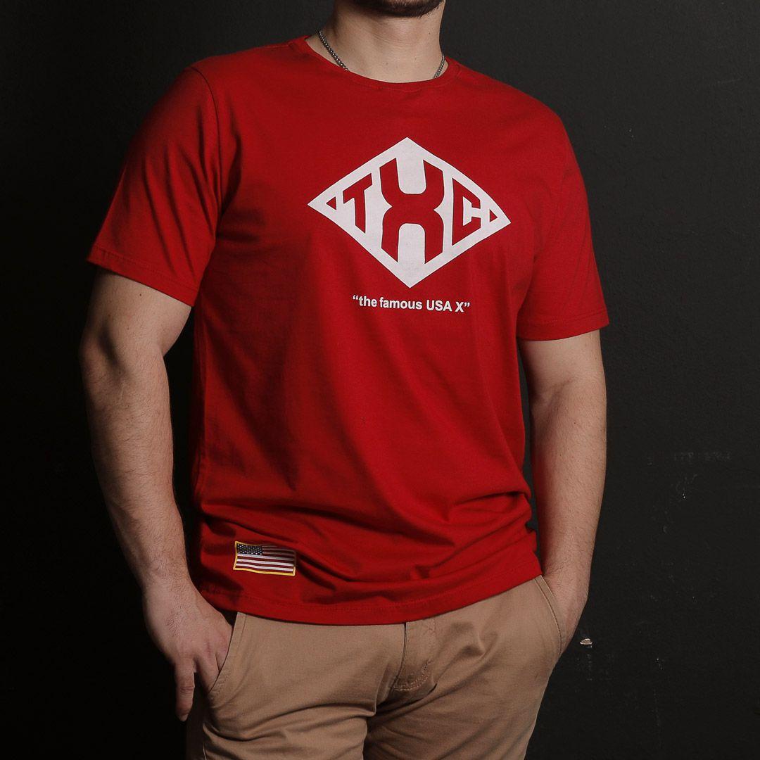 Camiseta TXC Brand 1423