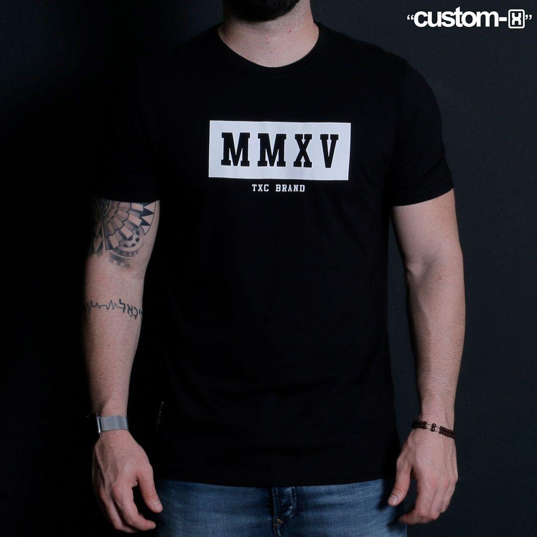 Camiseta TXC Brand 1387