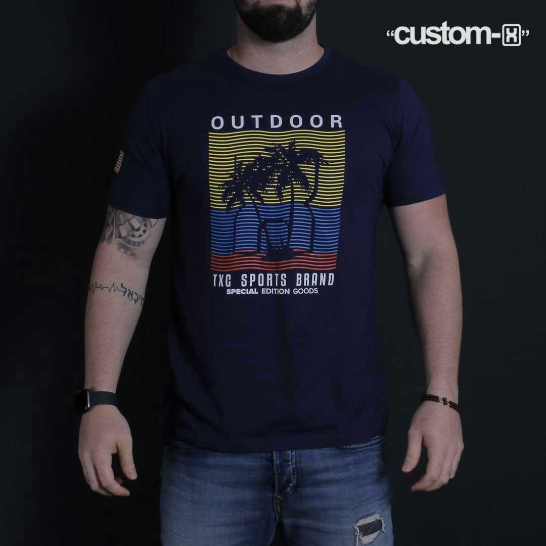 Camiseta  TXC Brand  1392