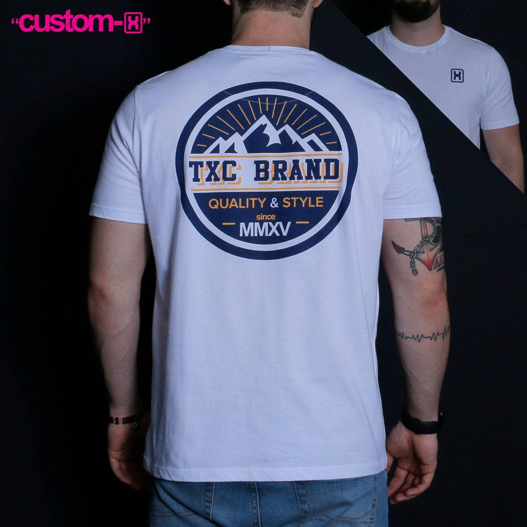 Camiseta TXC Brand 1400