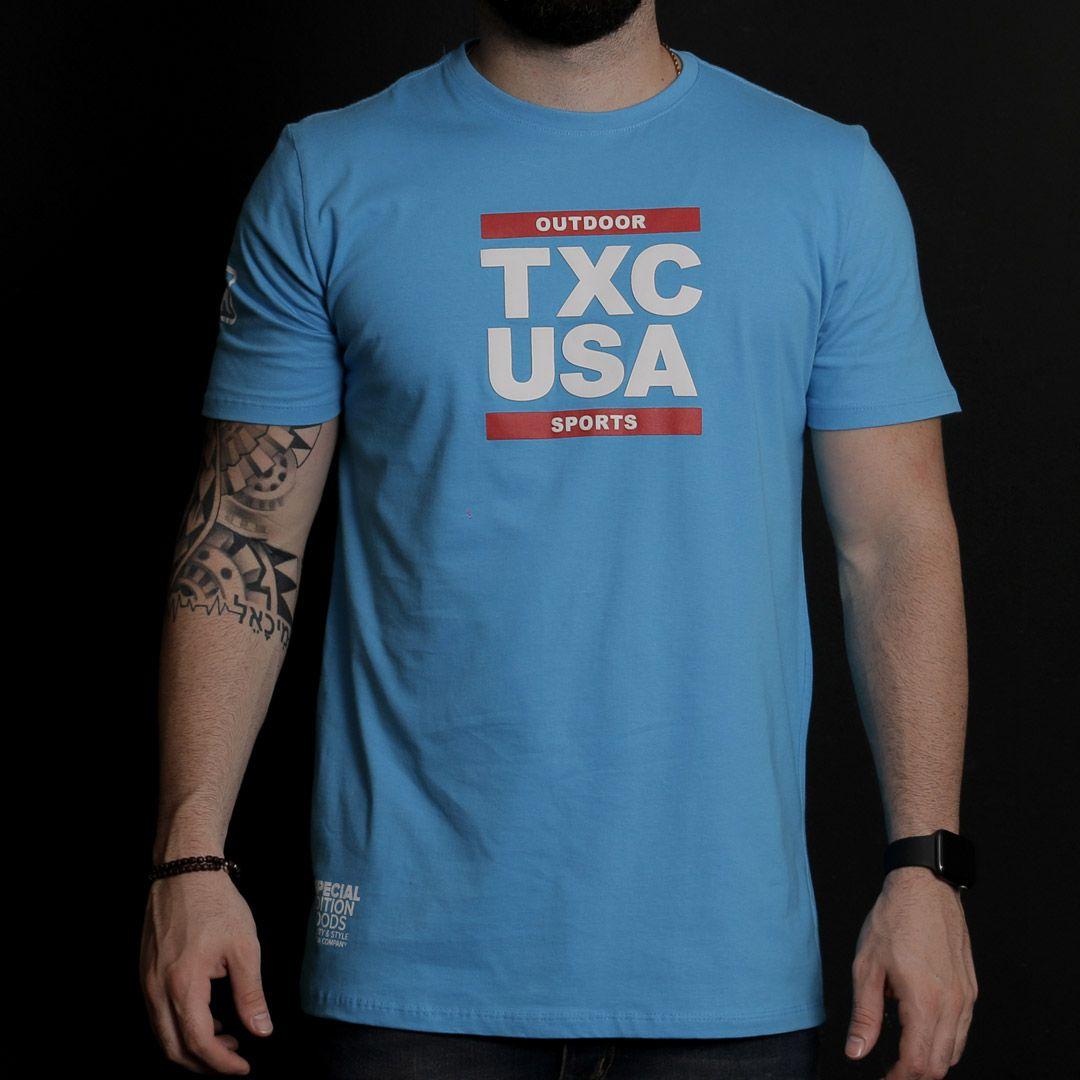 Camiseta TXC Brand 1454