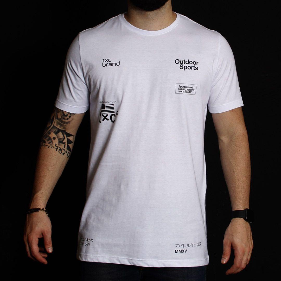 Camiseta TXC Brand 1467