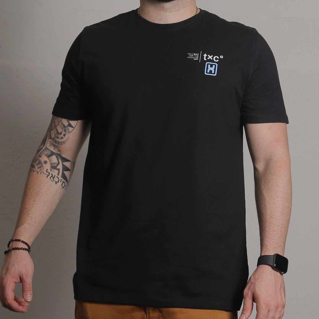 Camiseta TXC Brand 1487