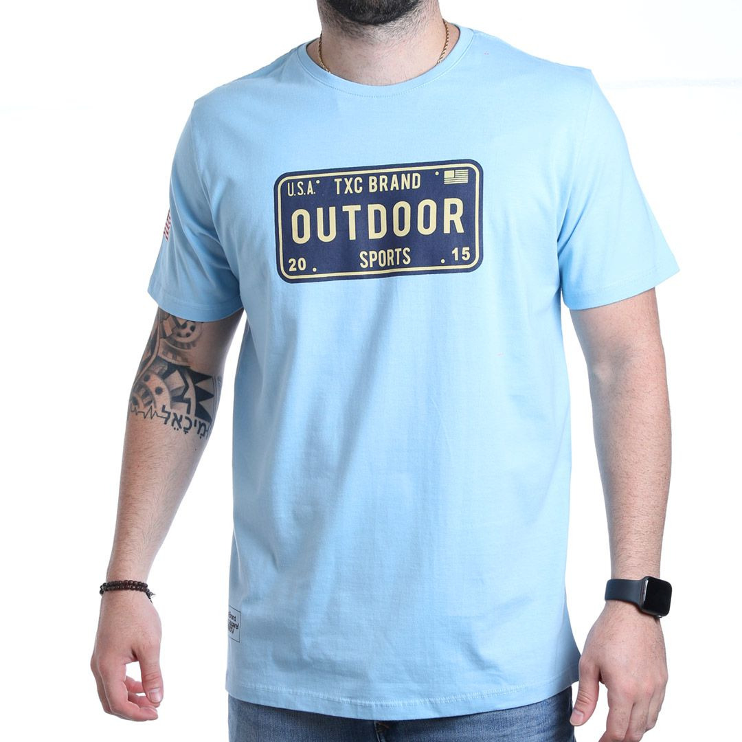 Camiseta TXC Brand 1503