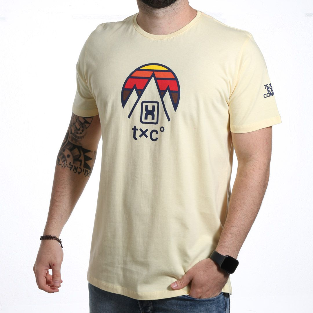 Camiseta TXC Brand 1518