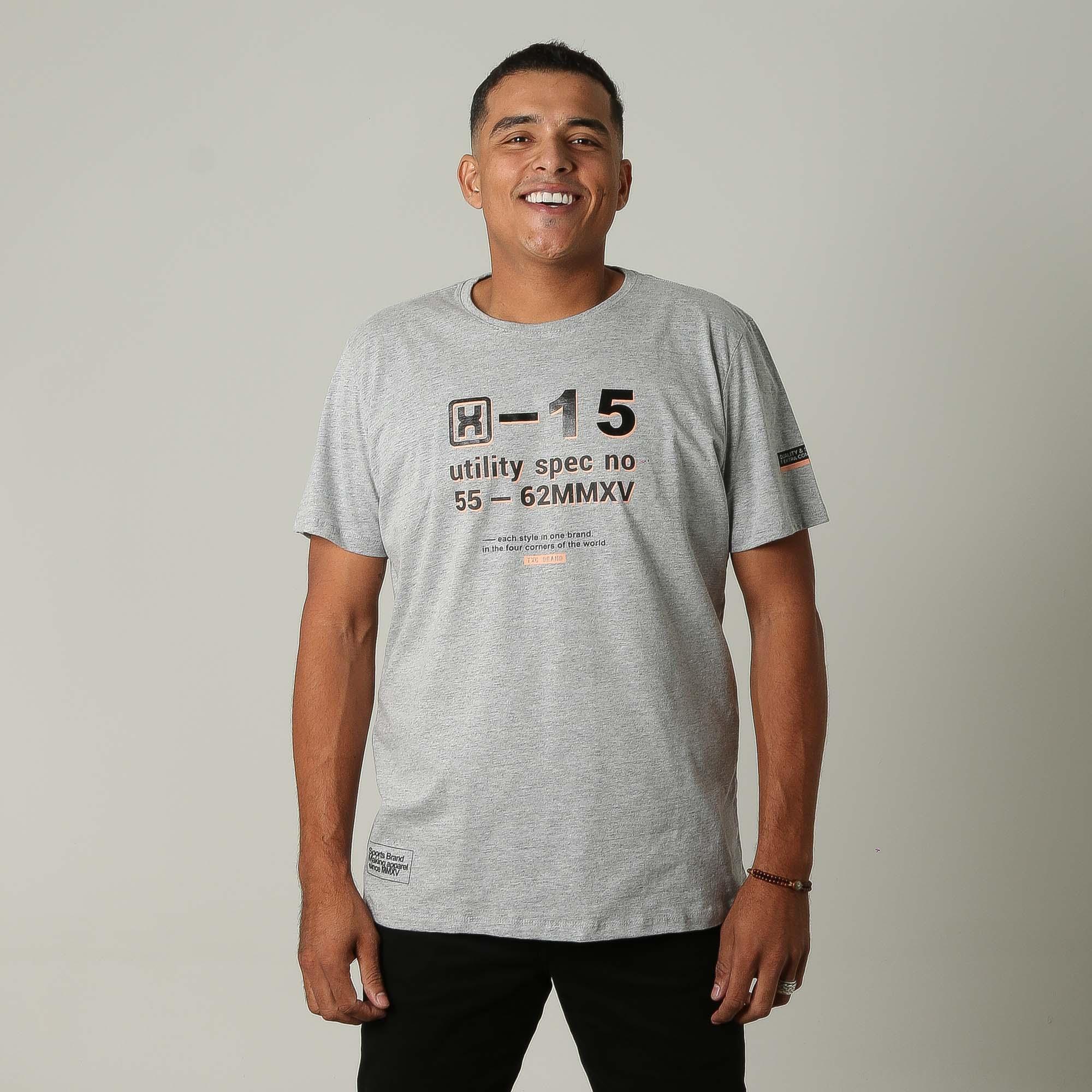 Camiseta TXC Brand 1582
