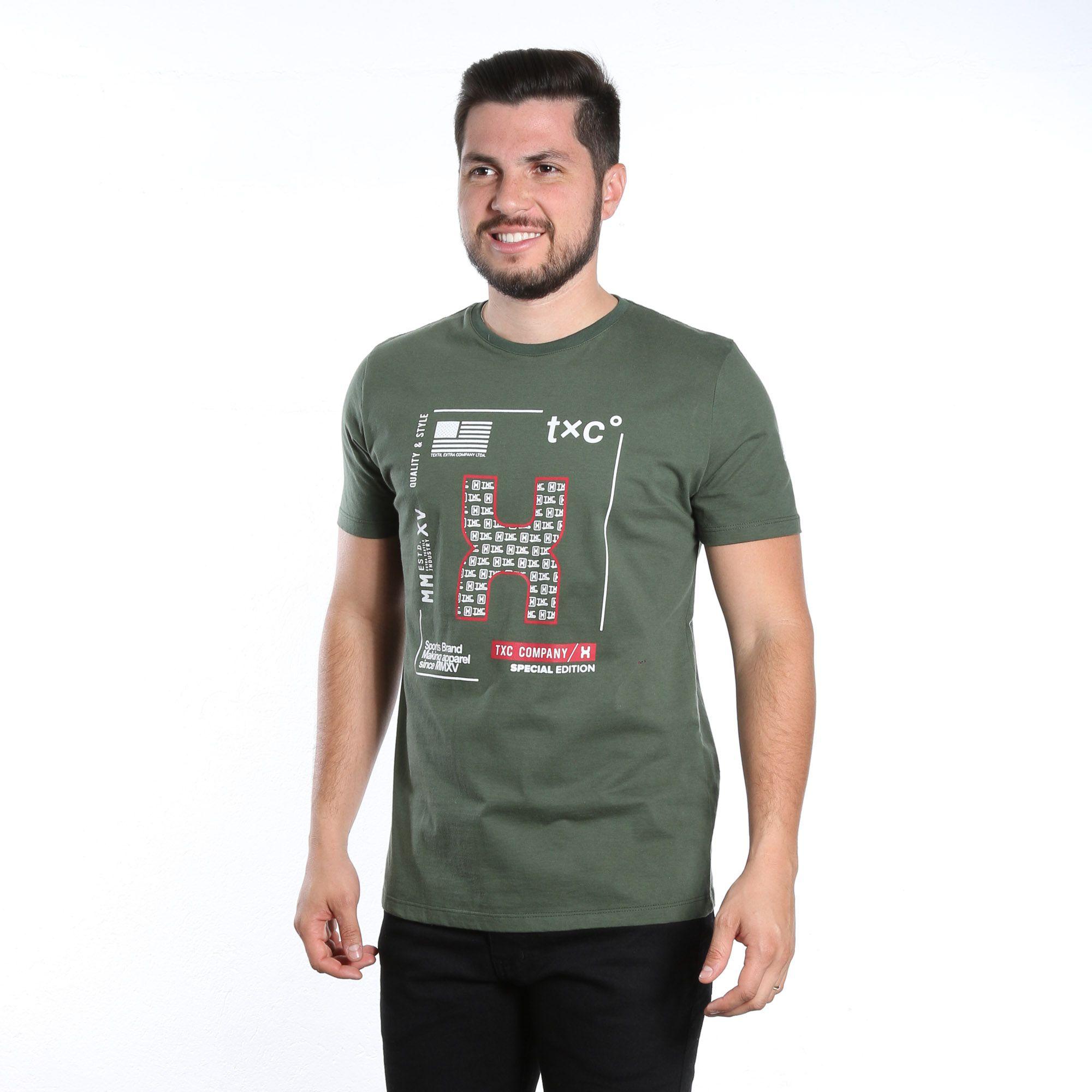 Camiseta TXC Brand 1592