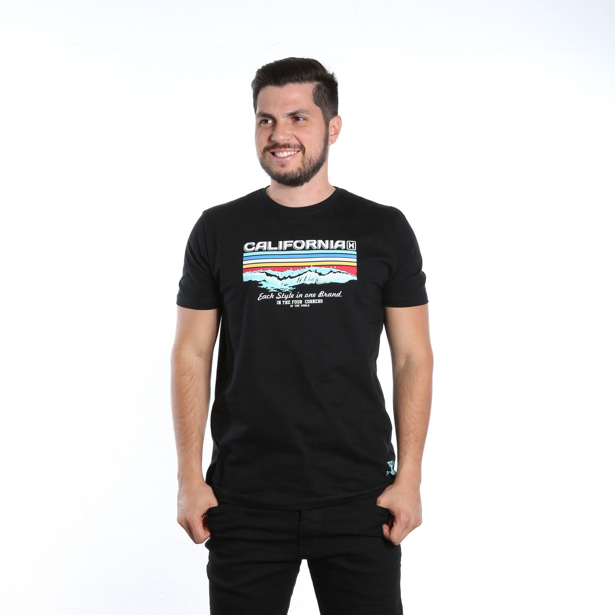 Camiseta TXC Brand 1604