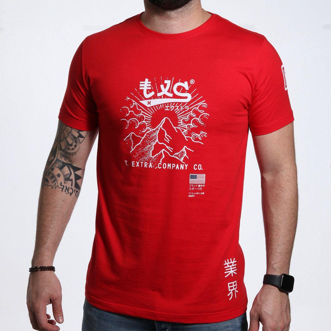 Camiseta TXC Brand 1621