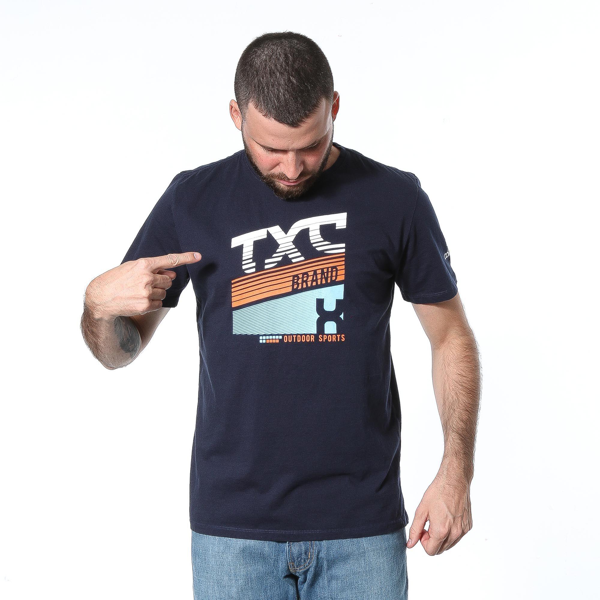 Camiseta TXC Brand 1635