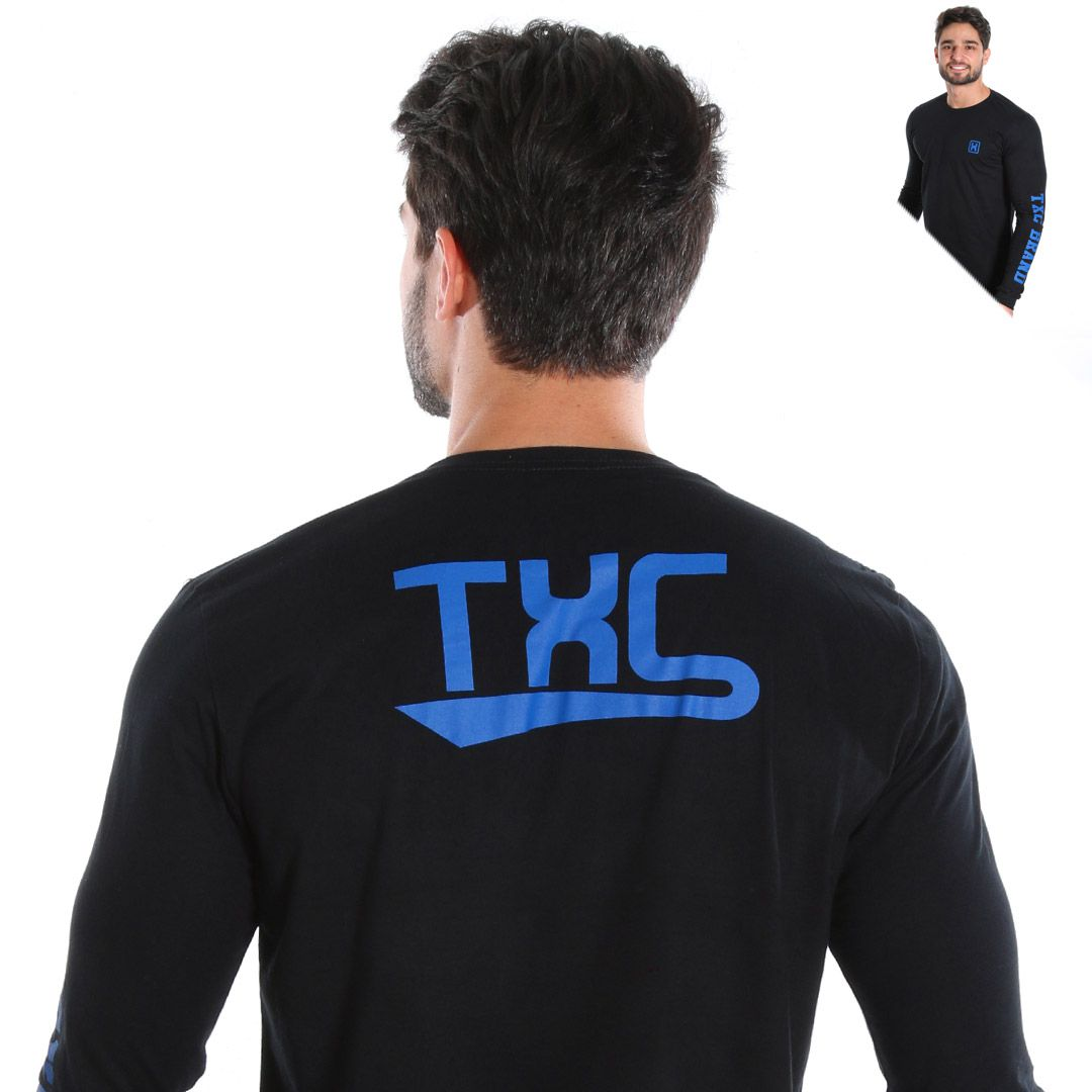 Camiseta TXC Brand 1640