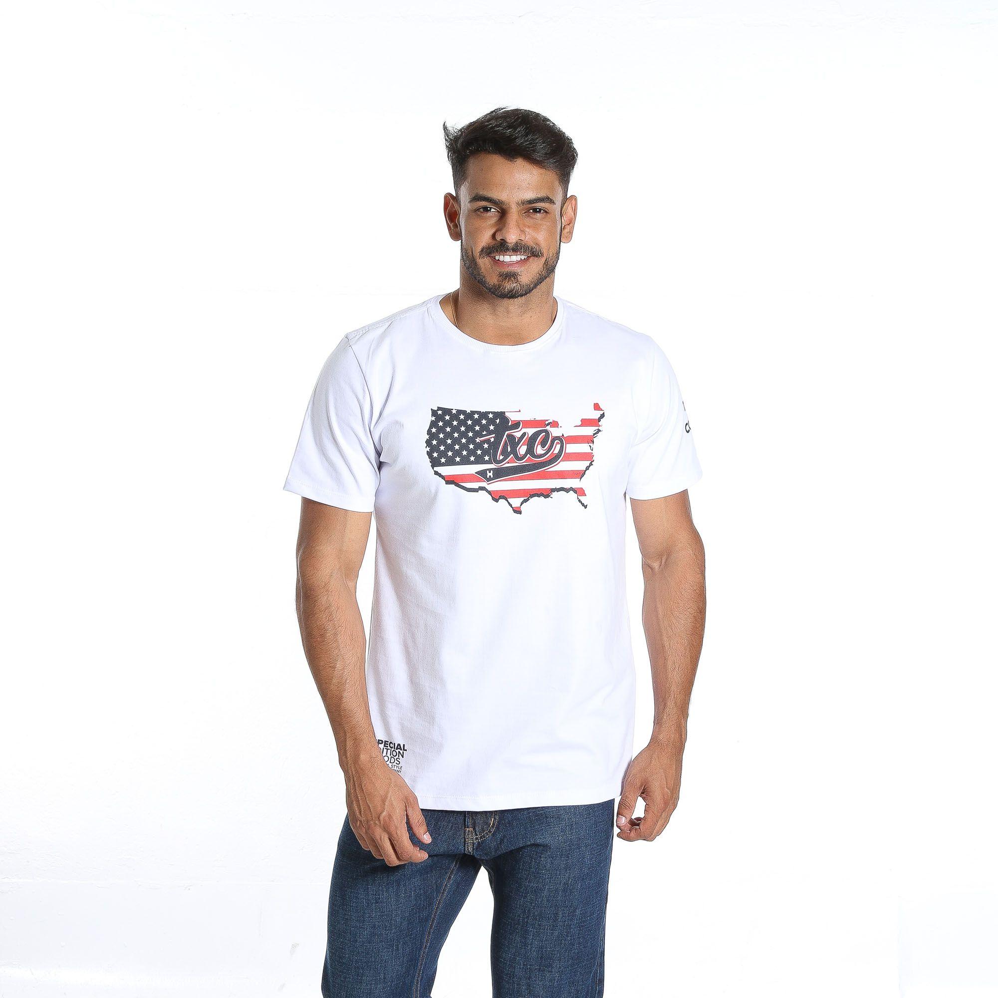 Camiseta TXC Brand 1642