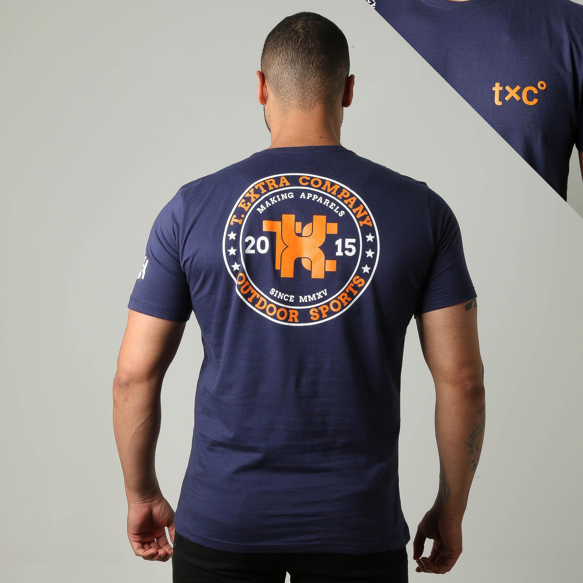 Camiseta TXC Brand 1663