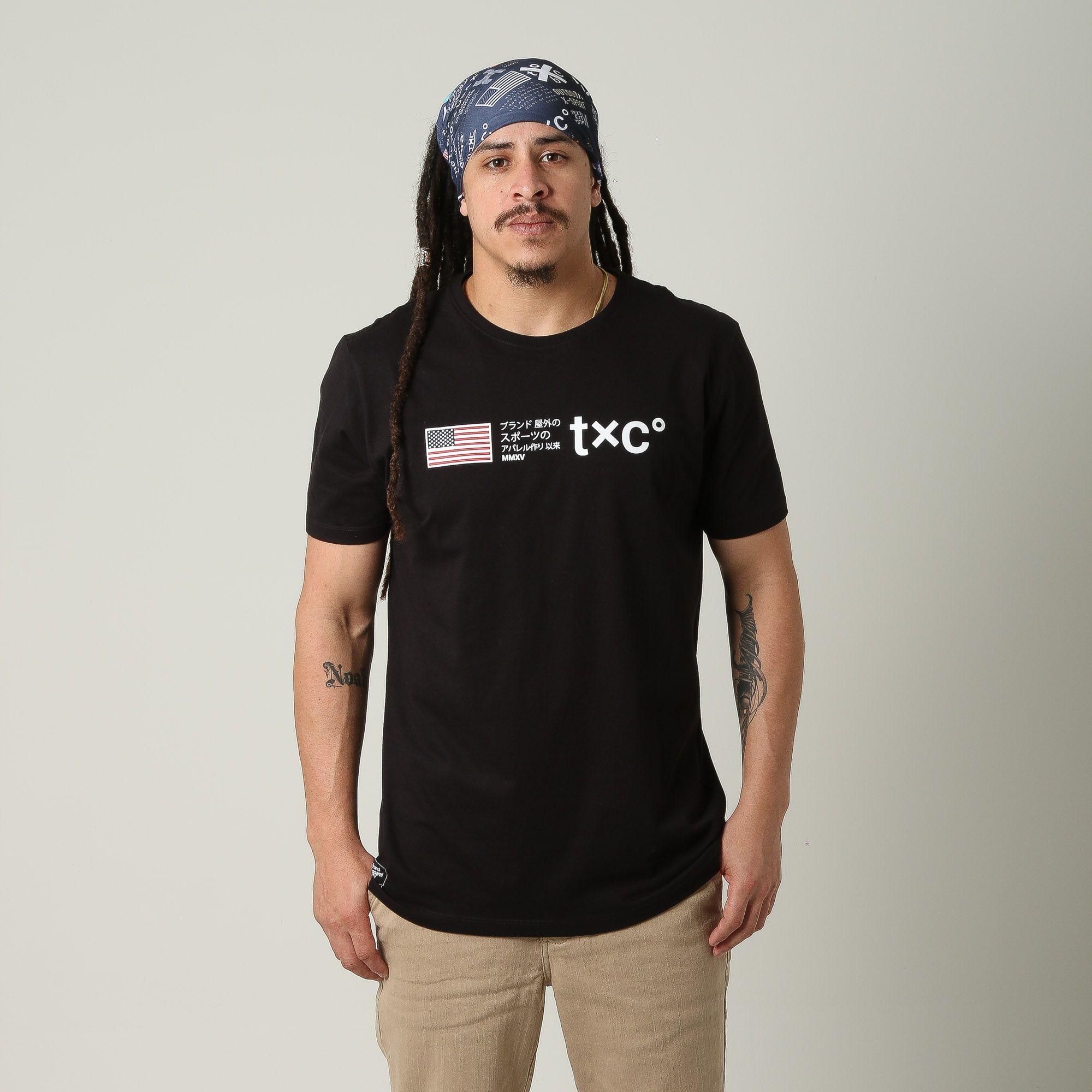 Camiseta TXC Brand 1664