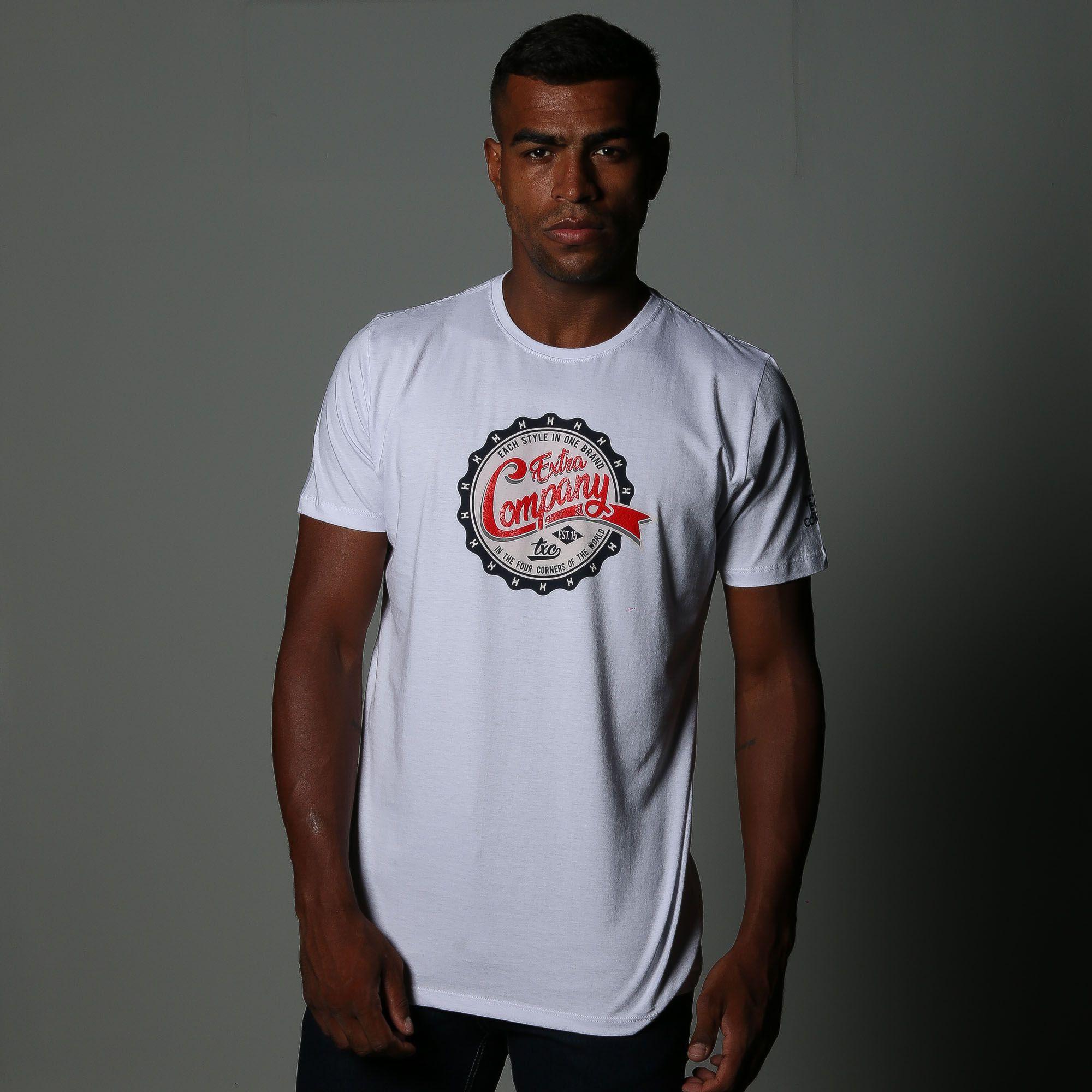 Camiseta TXC Brand 1688