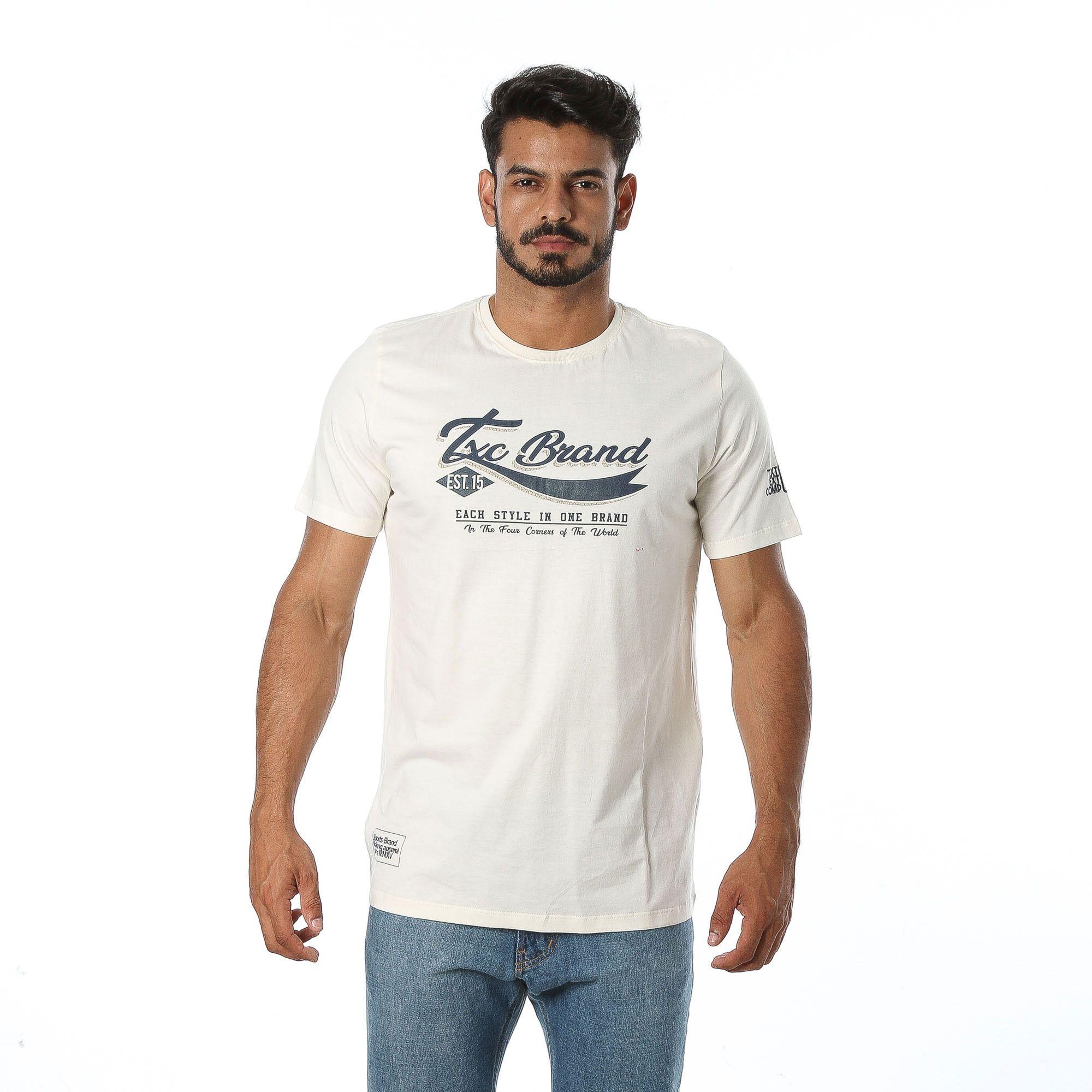 Camiseta TXC Brand 1692
