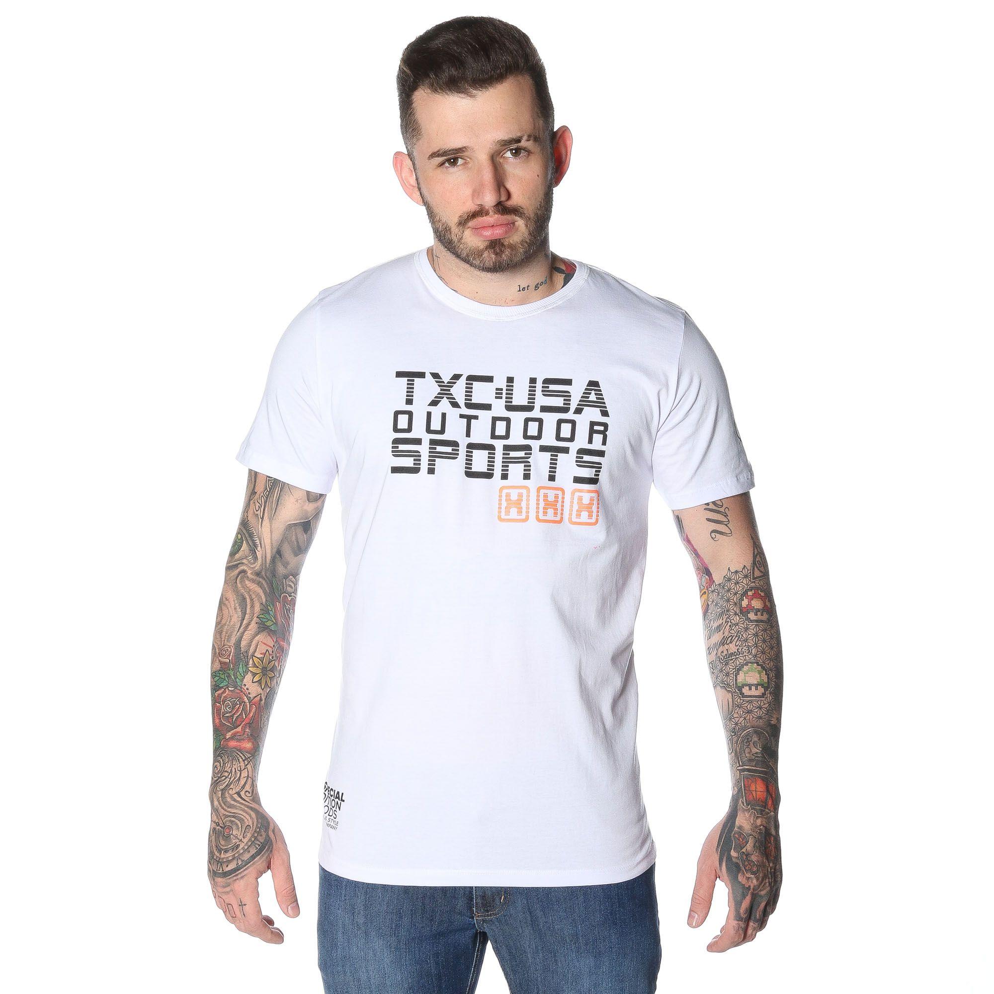 Camiseta TXC Brand 1693