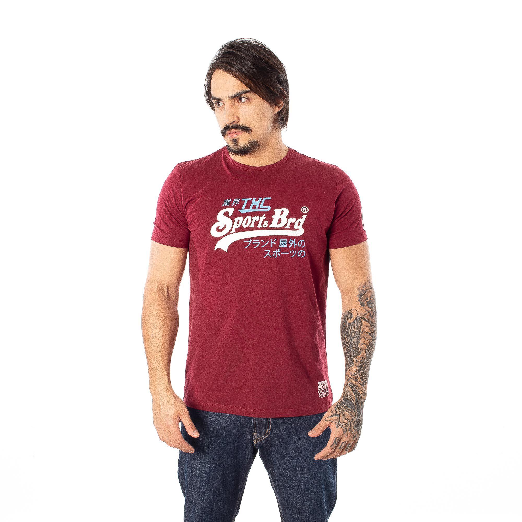 Camiseta TXC Brand 1694