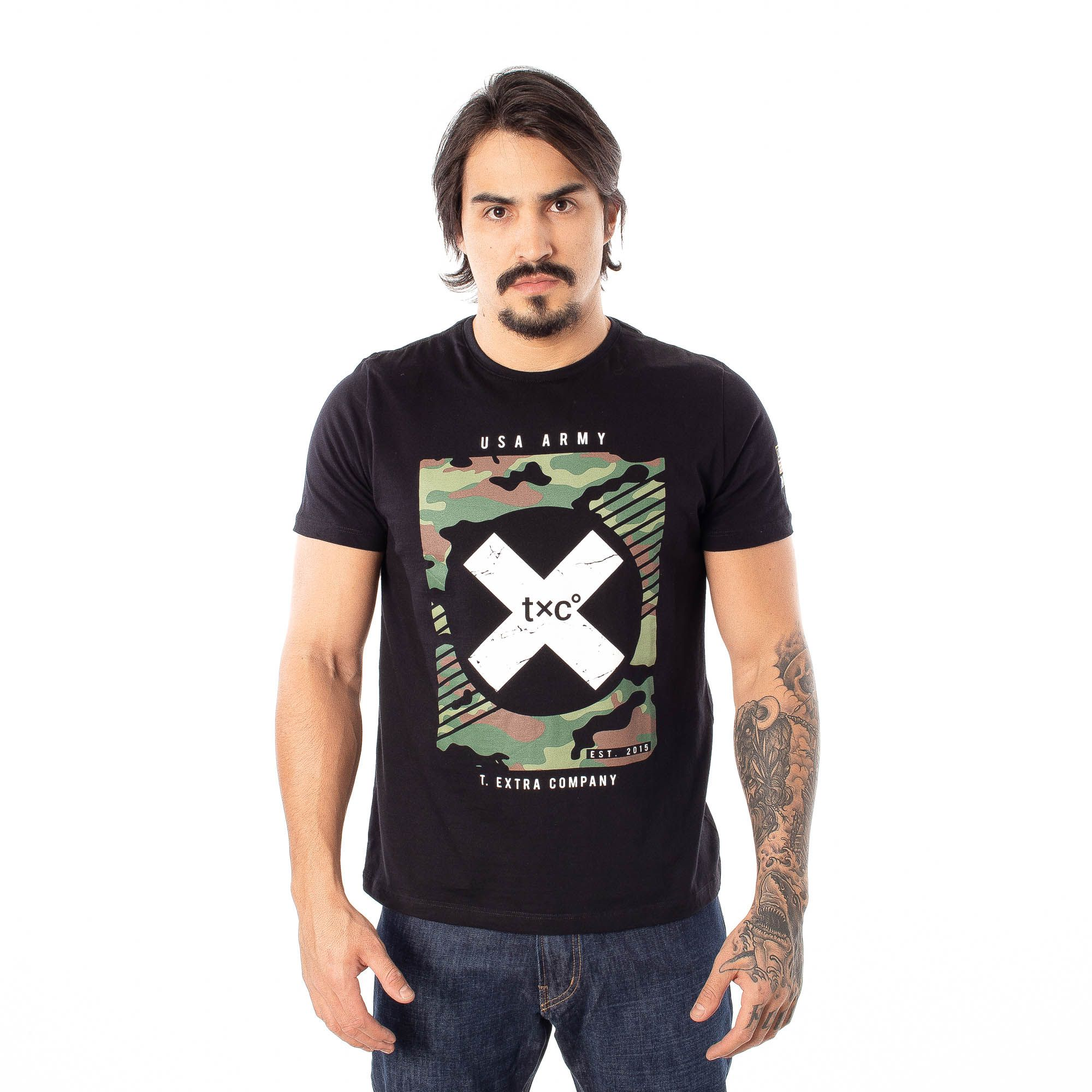 Camiseta TXC Brand 1696