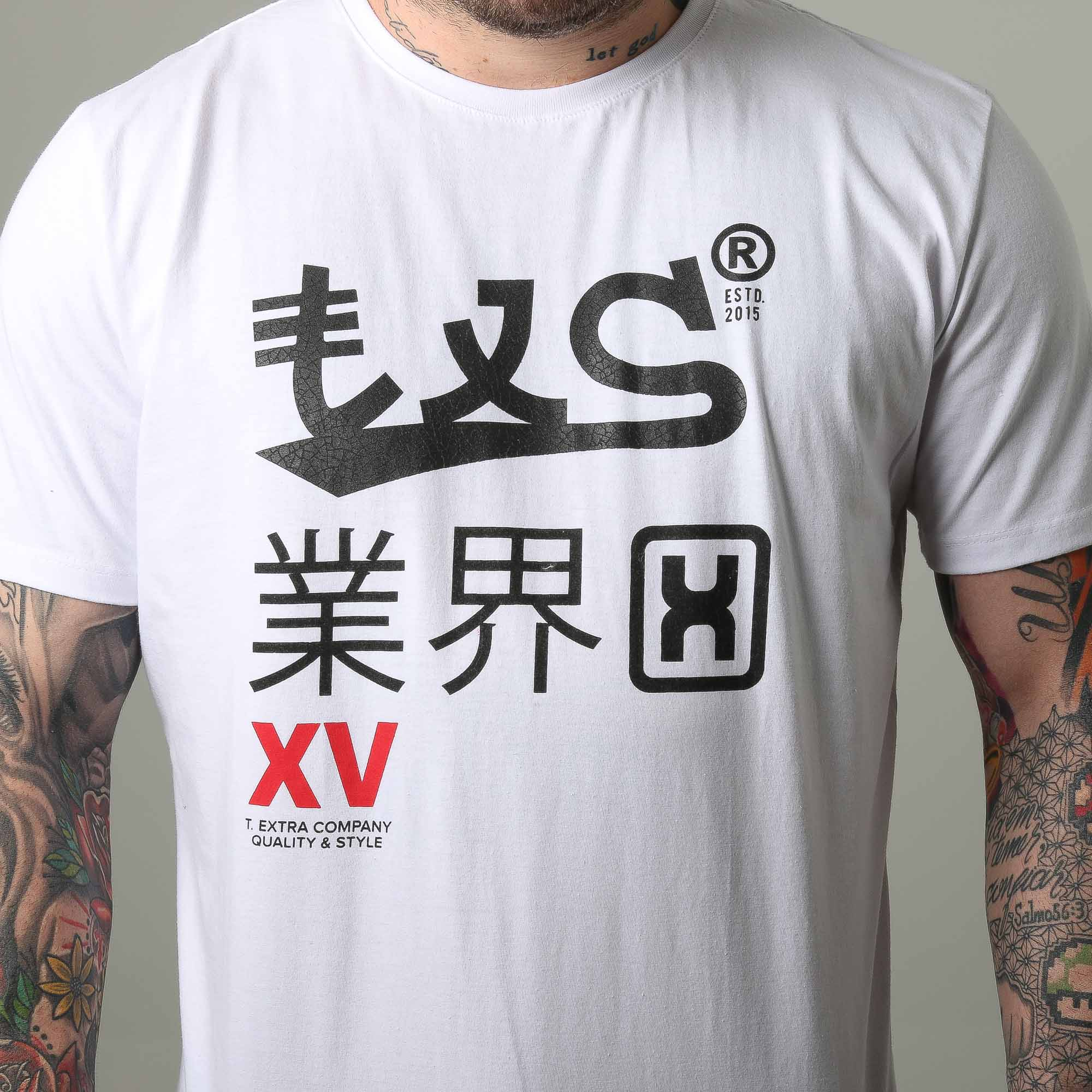 Camiseta TXC Brand 1698
