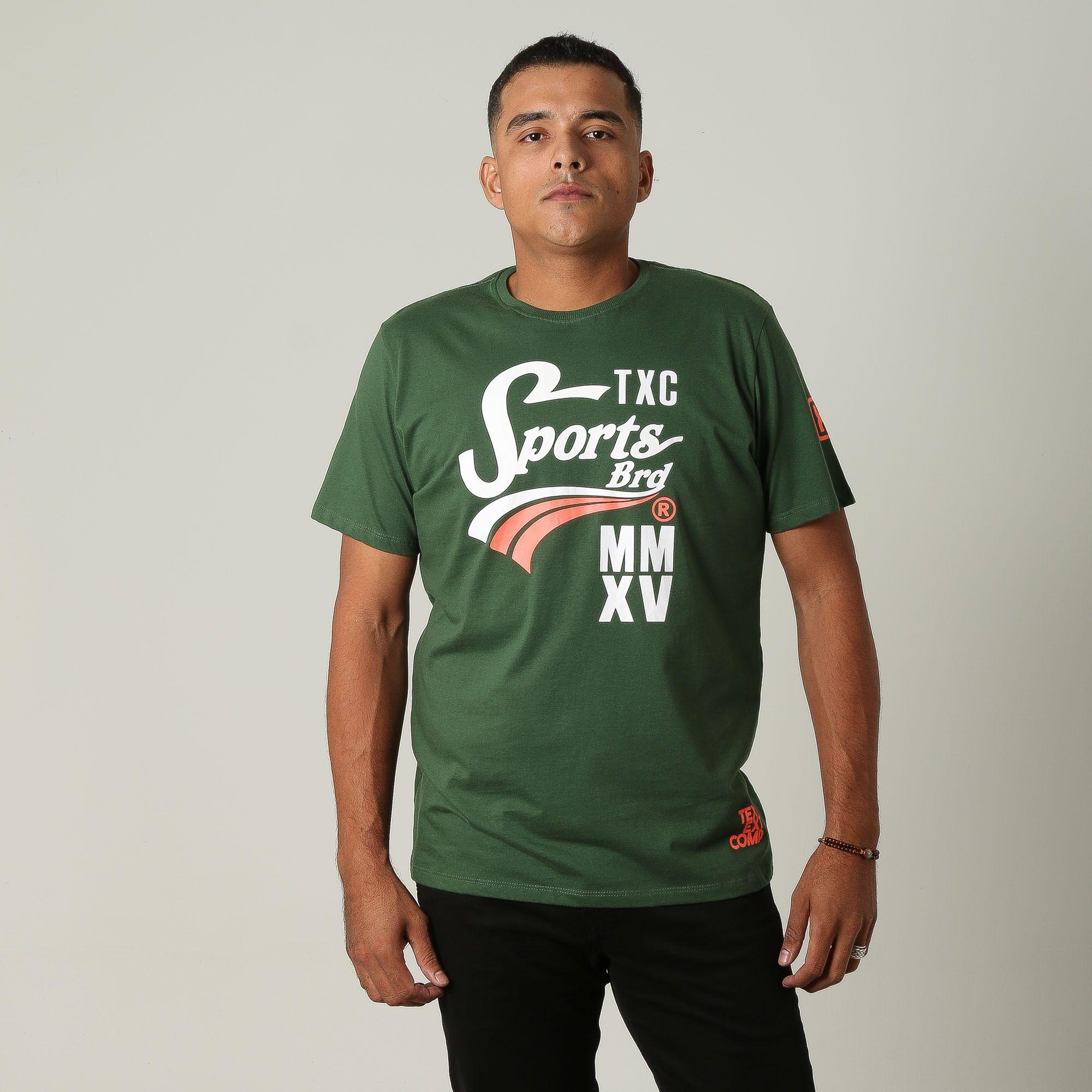 Camiseta TXC Brand 1701