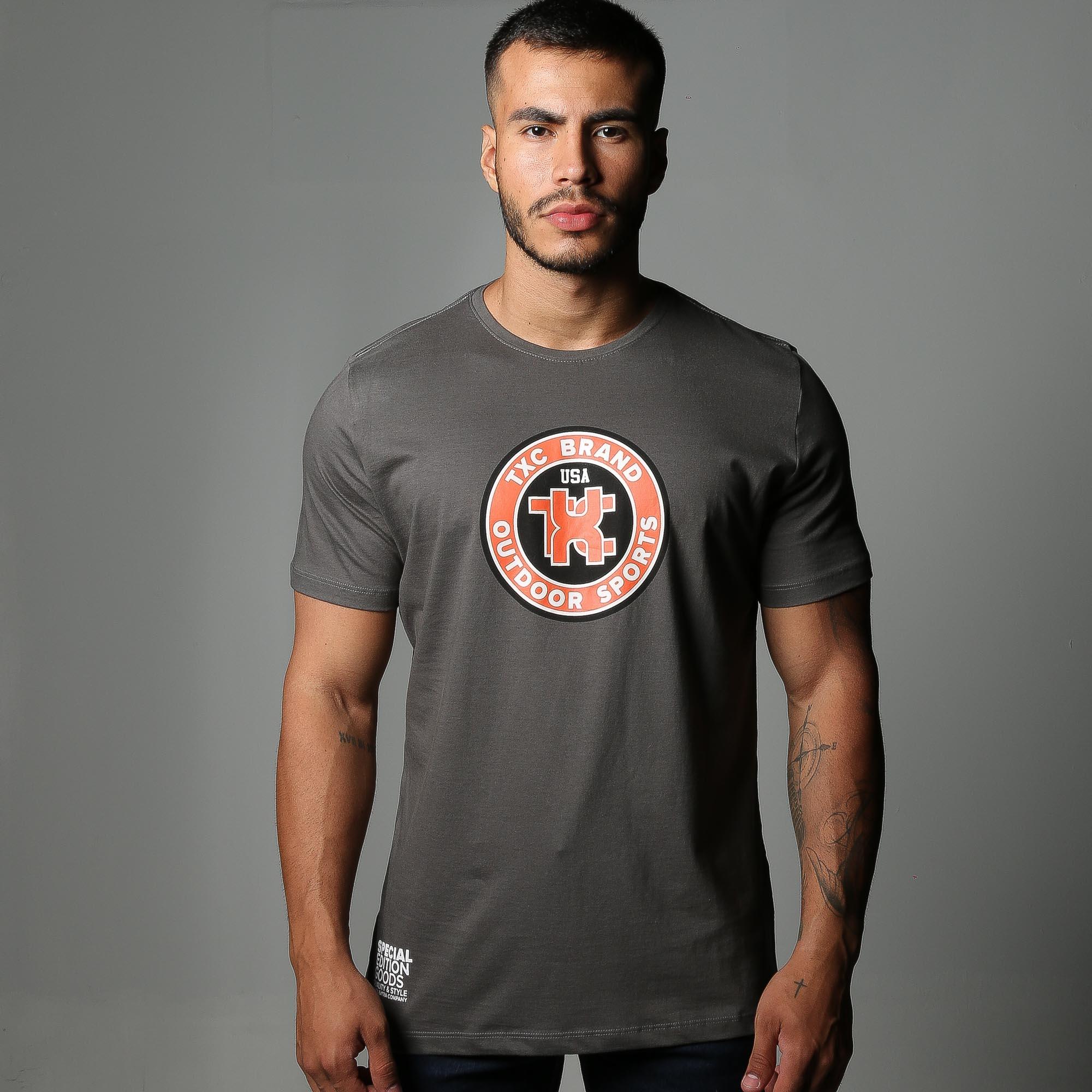 Camiseta TXC Brand 1772