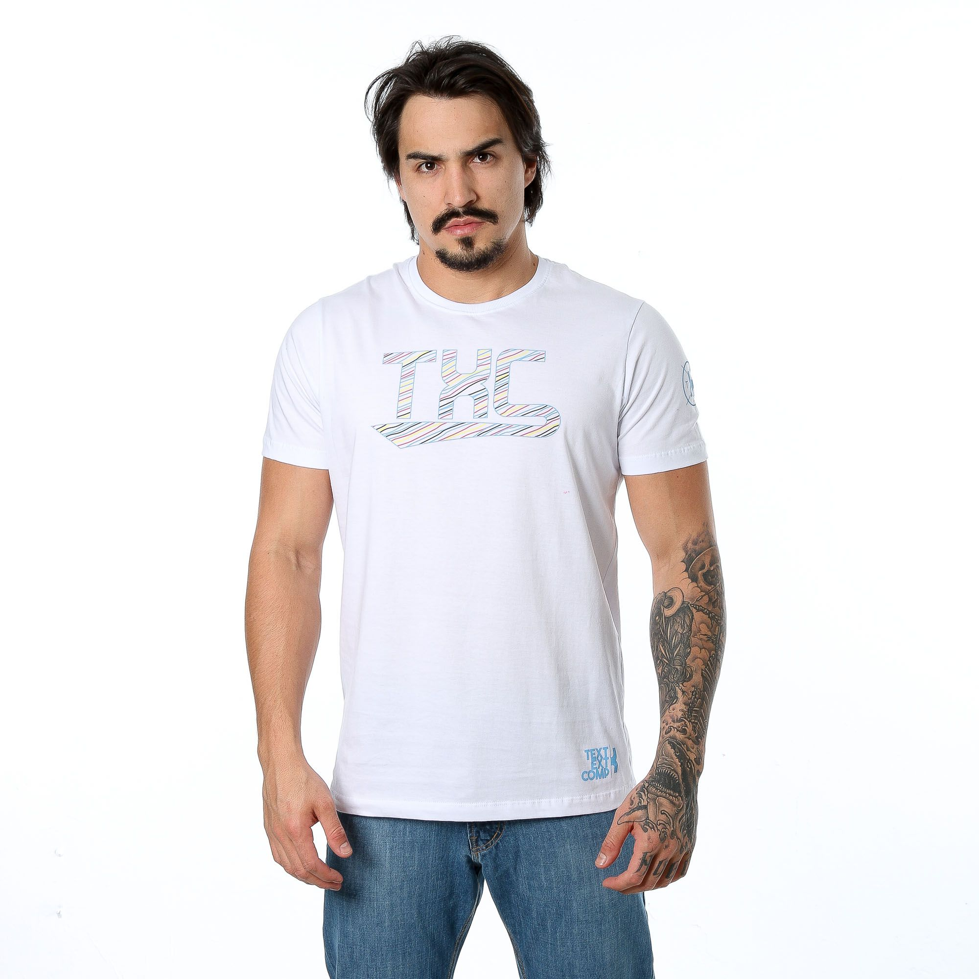 Camiseta TXC Brand 1776