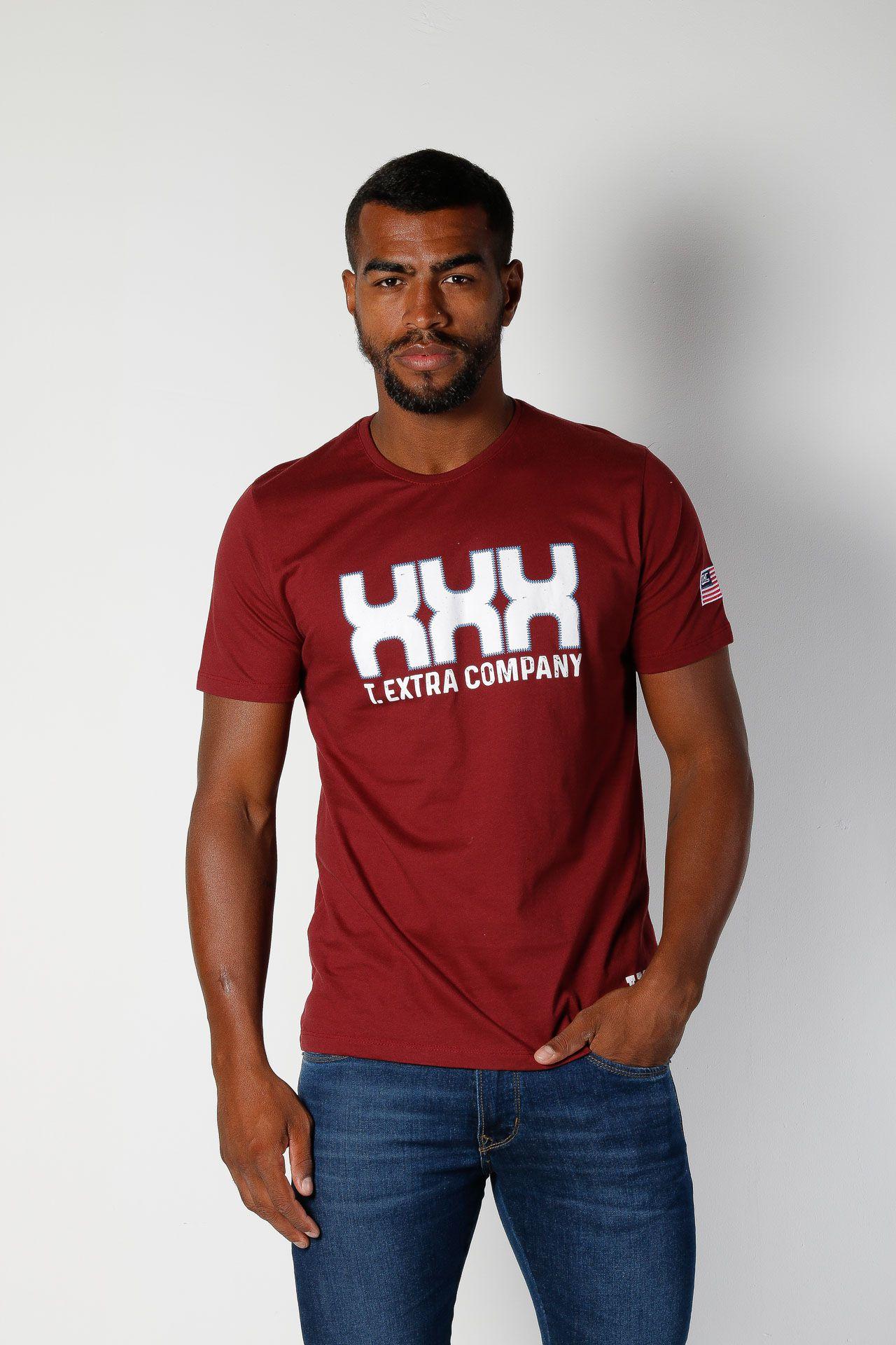 Camiseta TXC Brand 1812