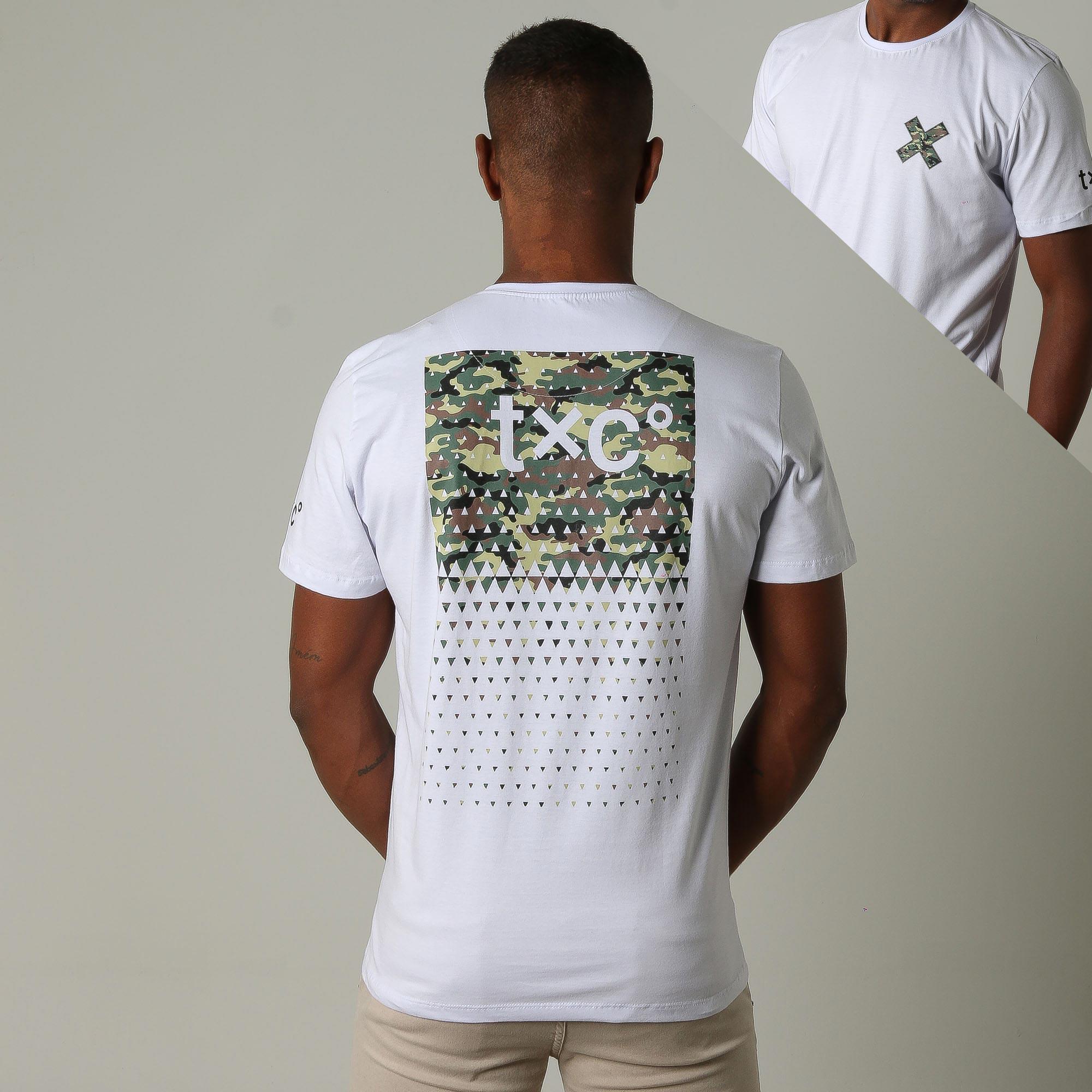 Camiseta TXC Brand 1817