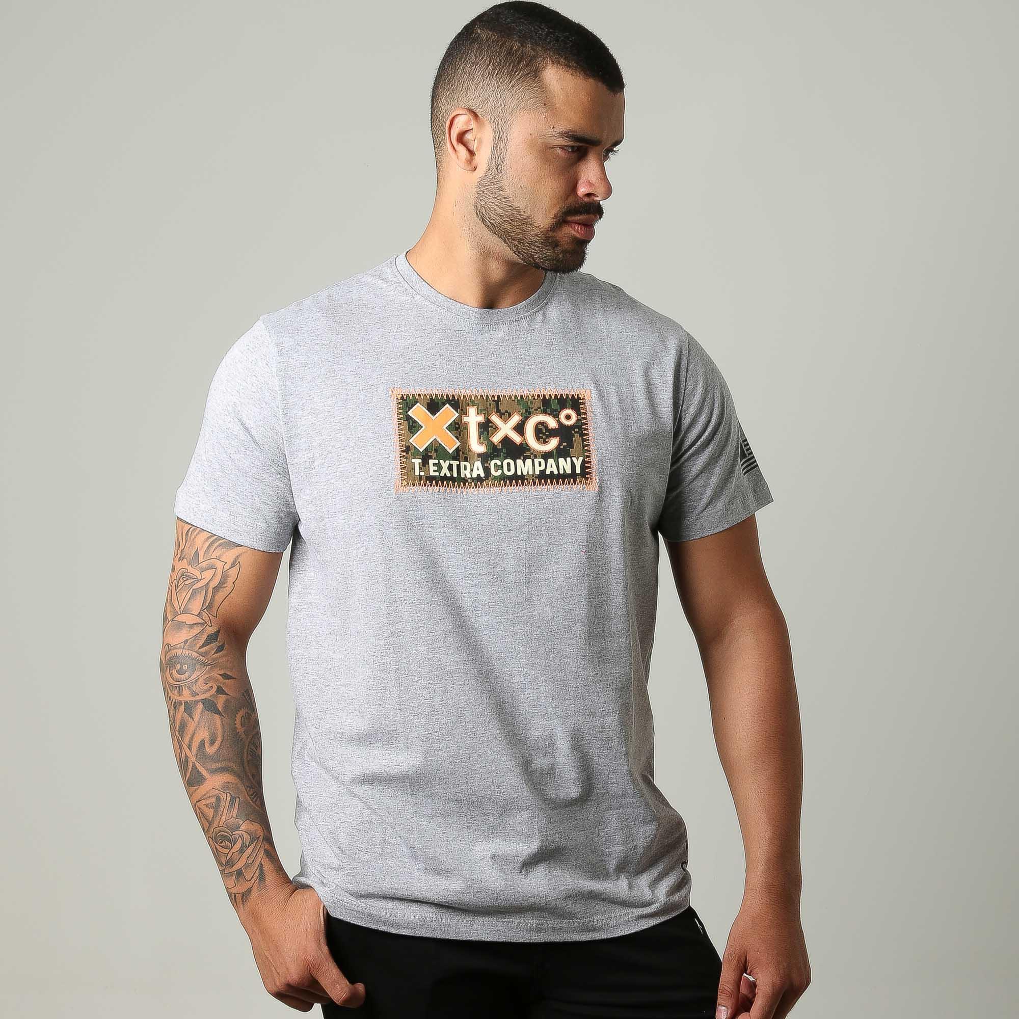 Camiseta TXC Brand 1829