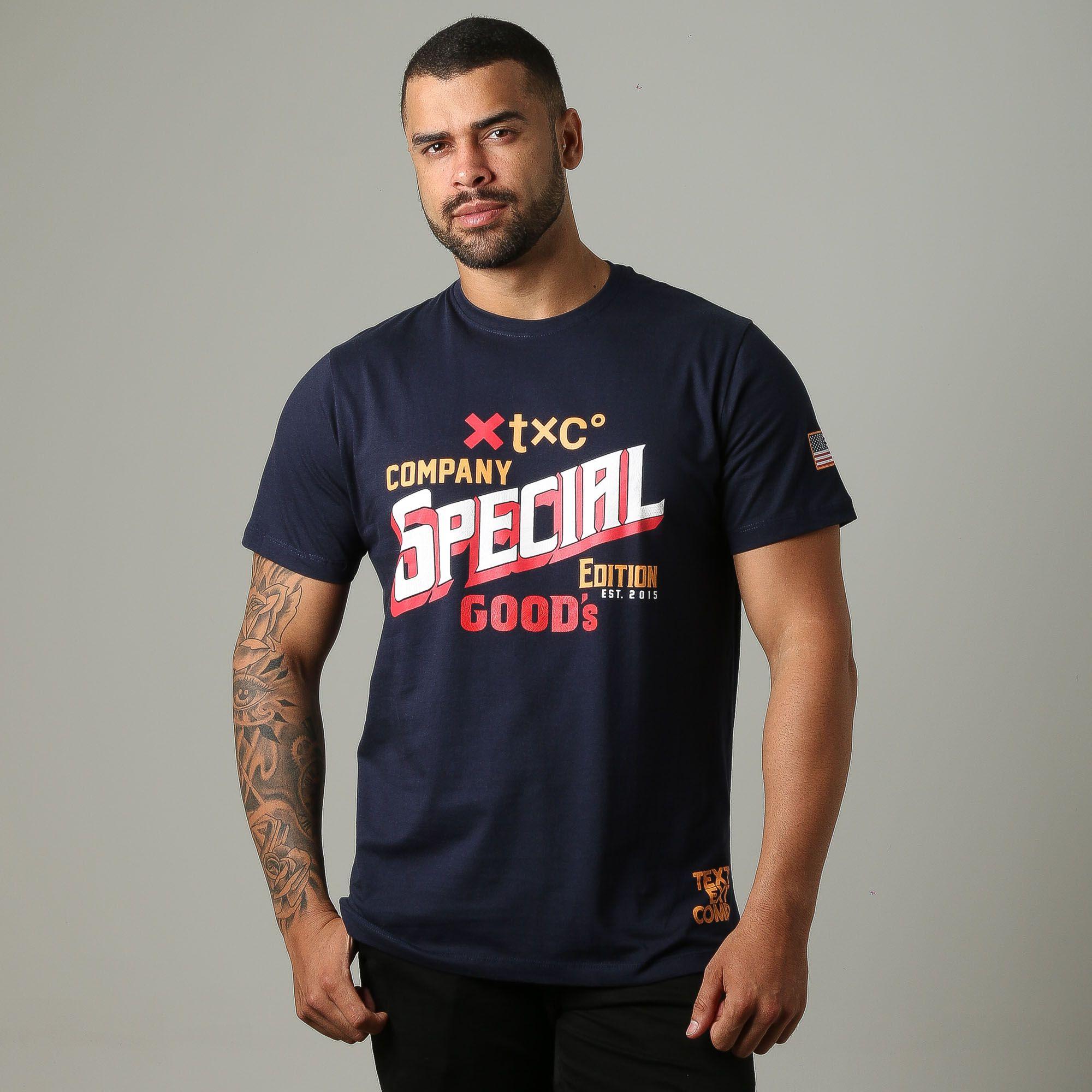 Camiseta TXC Brand 1835
