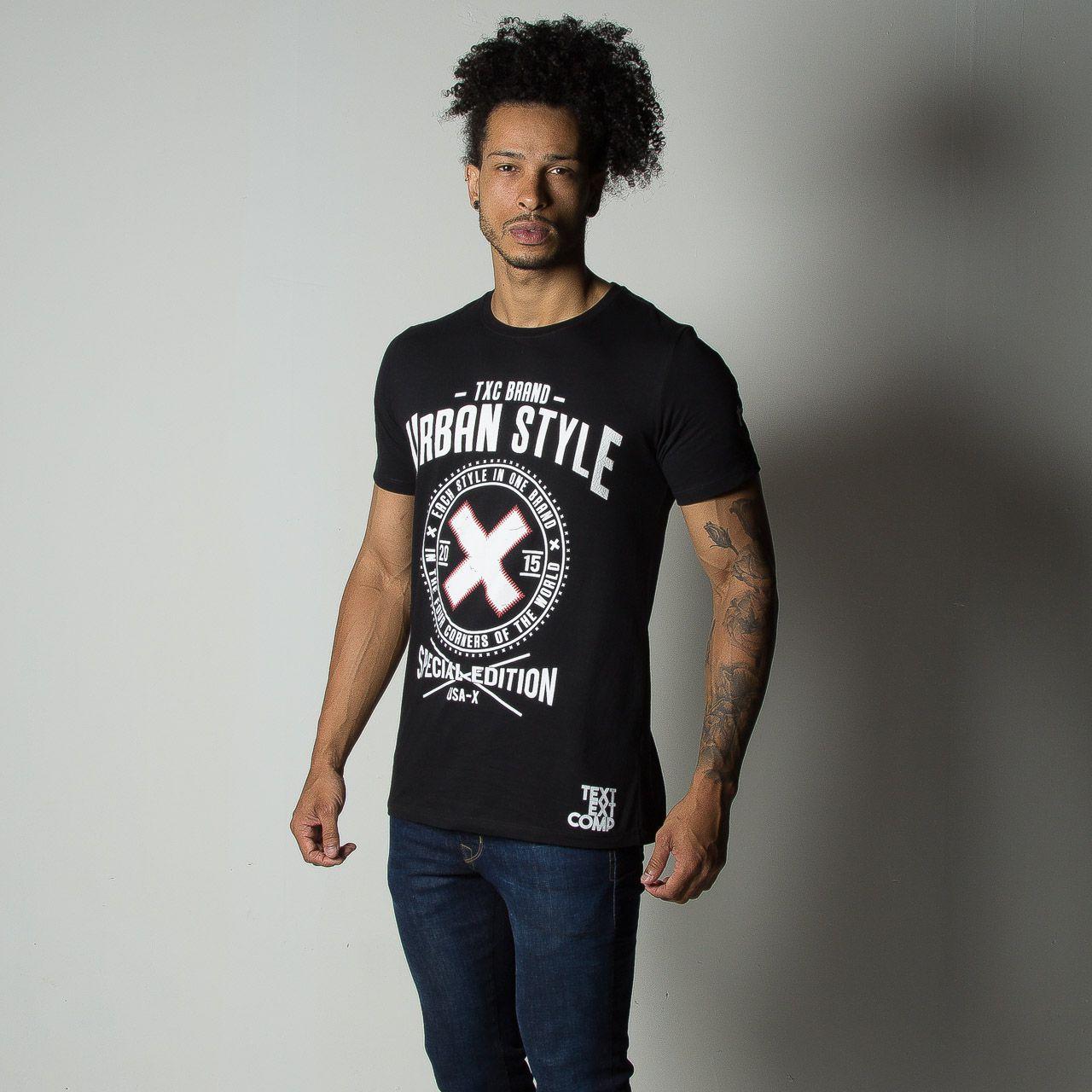 Camiseta TXC Brand 1840