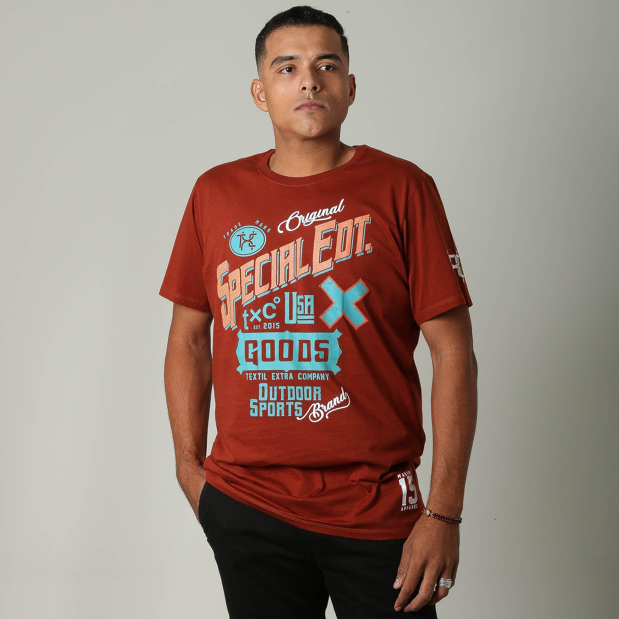 Camiseta TXC Brand 1841