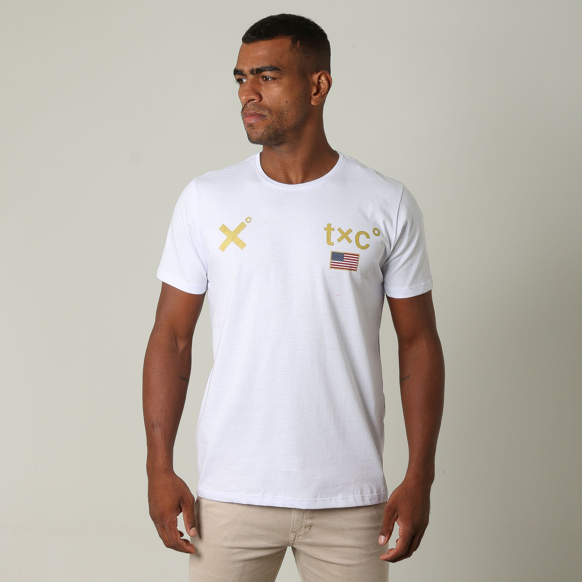 Camiseta TXC Brand 1849