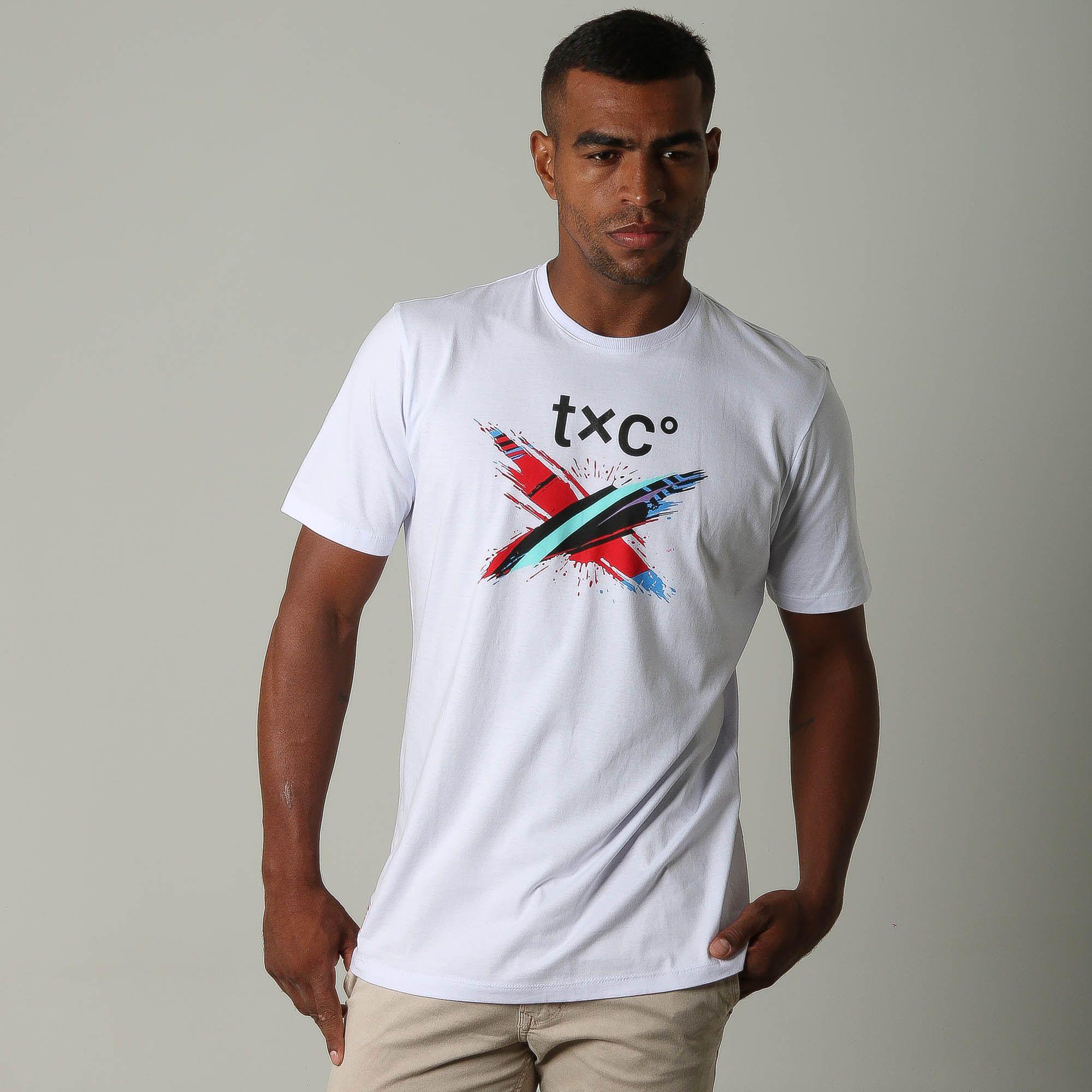 Camiseta TXC Brand 1900