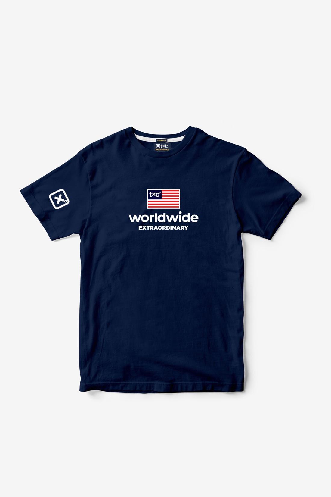 Camiseta TXC Brand 19010