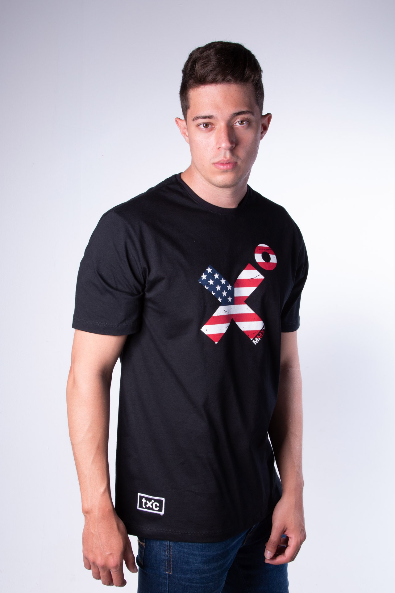 Camiseta TXC Brand 19017