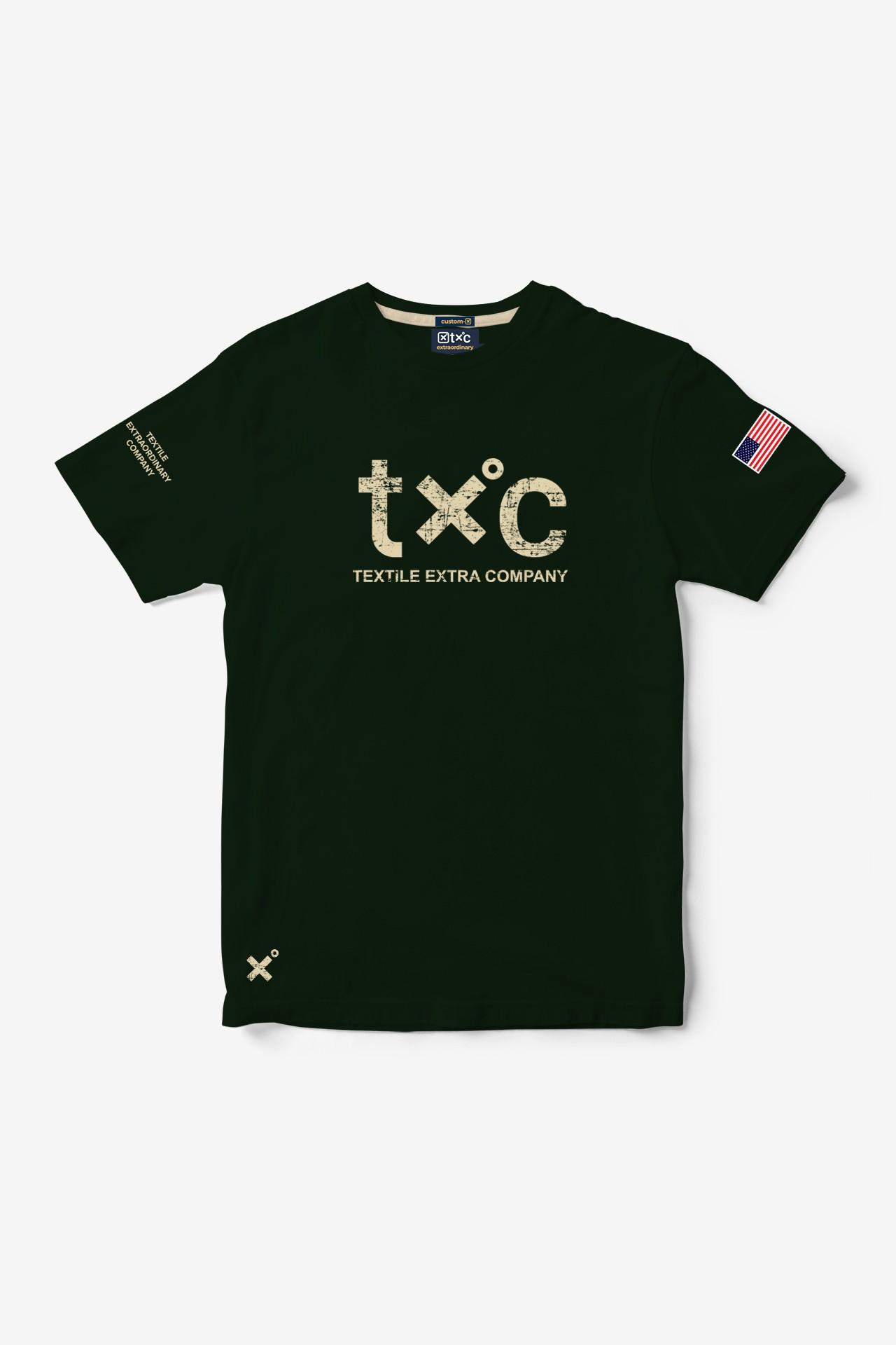 Camiseta TXC Brand 19029