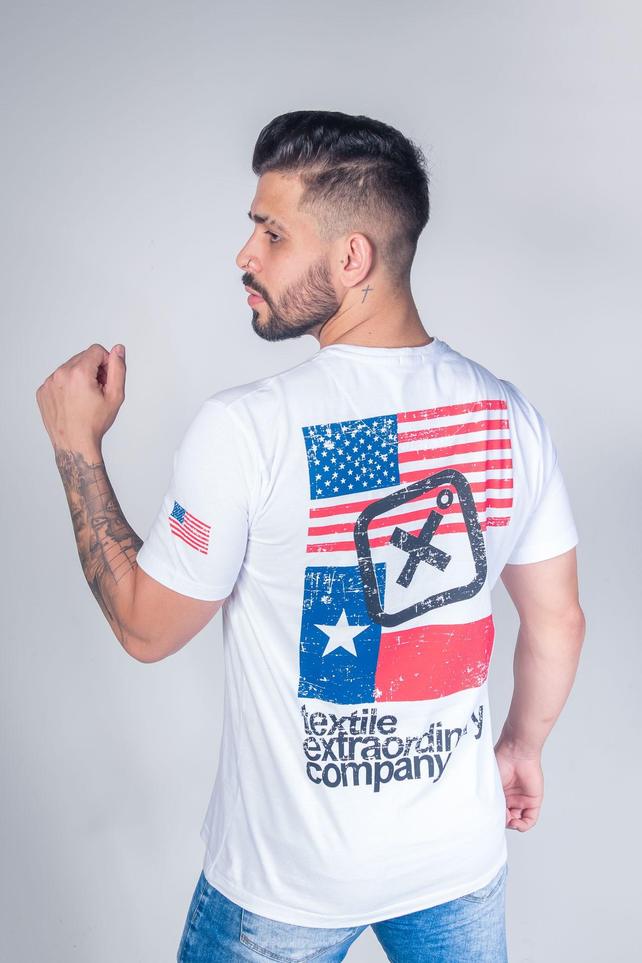 Camiseta TXC Brand 19033
