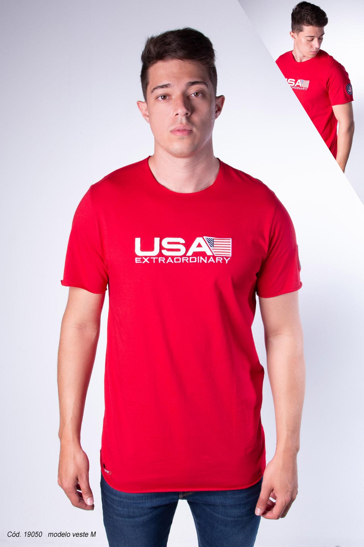 Camiseta TXC Brand 19050