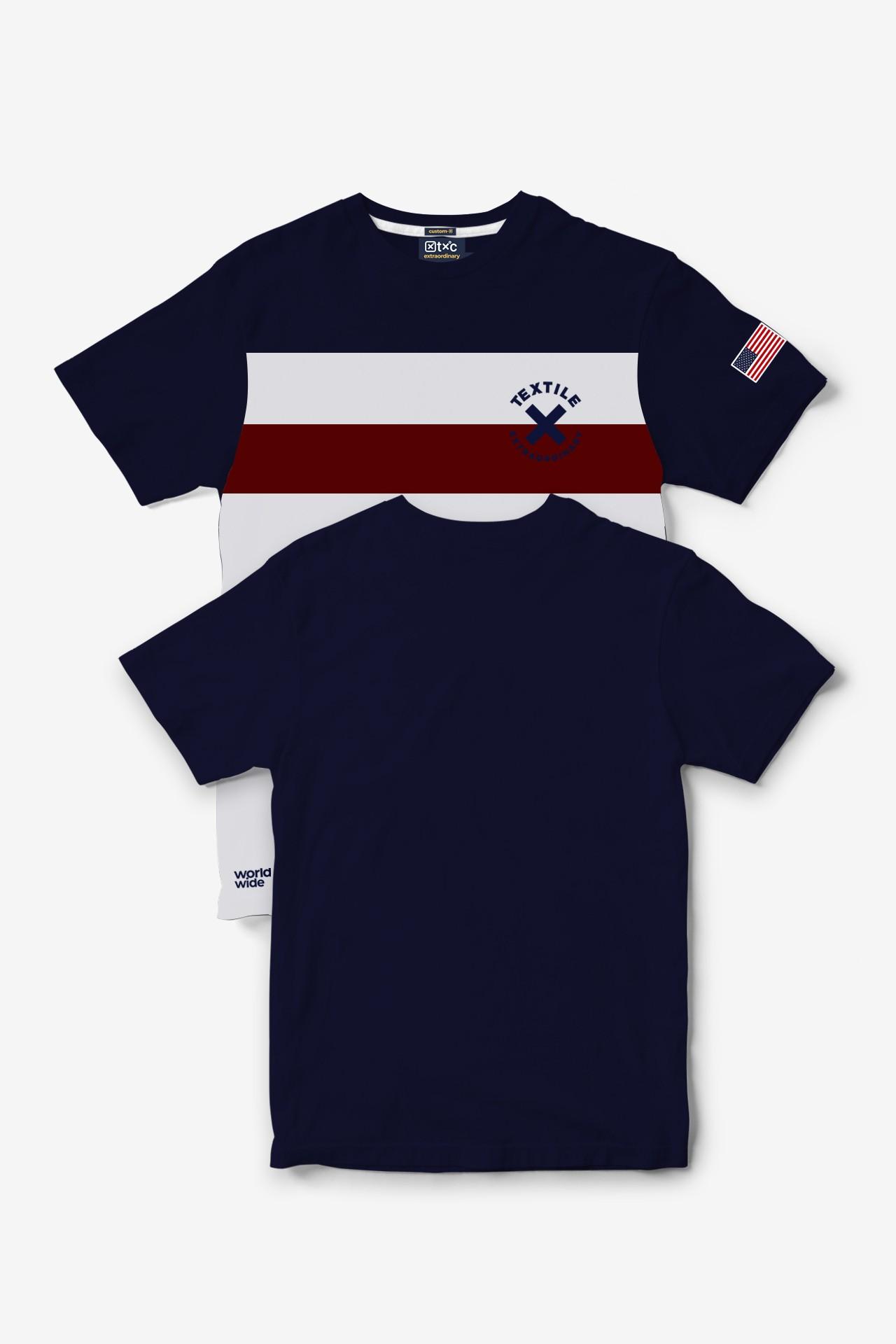 Camiseta TXC Brand 19078
