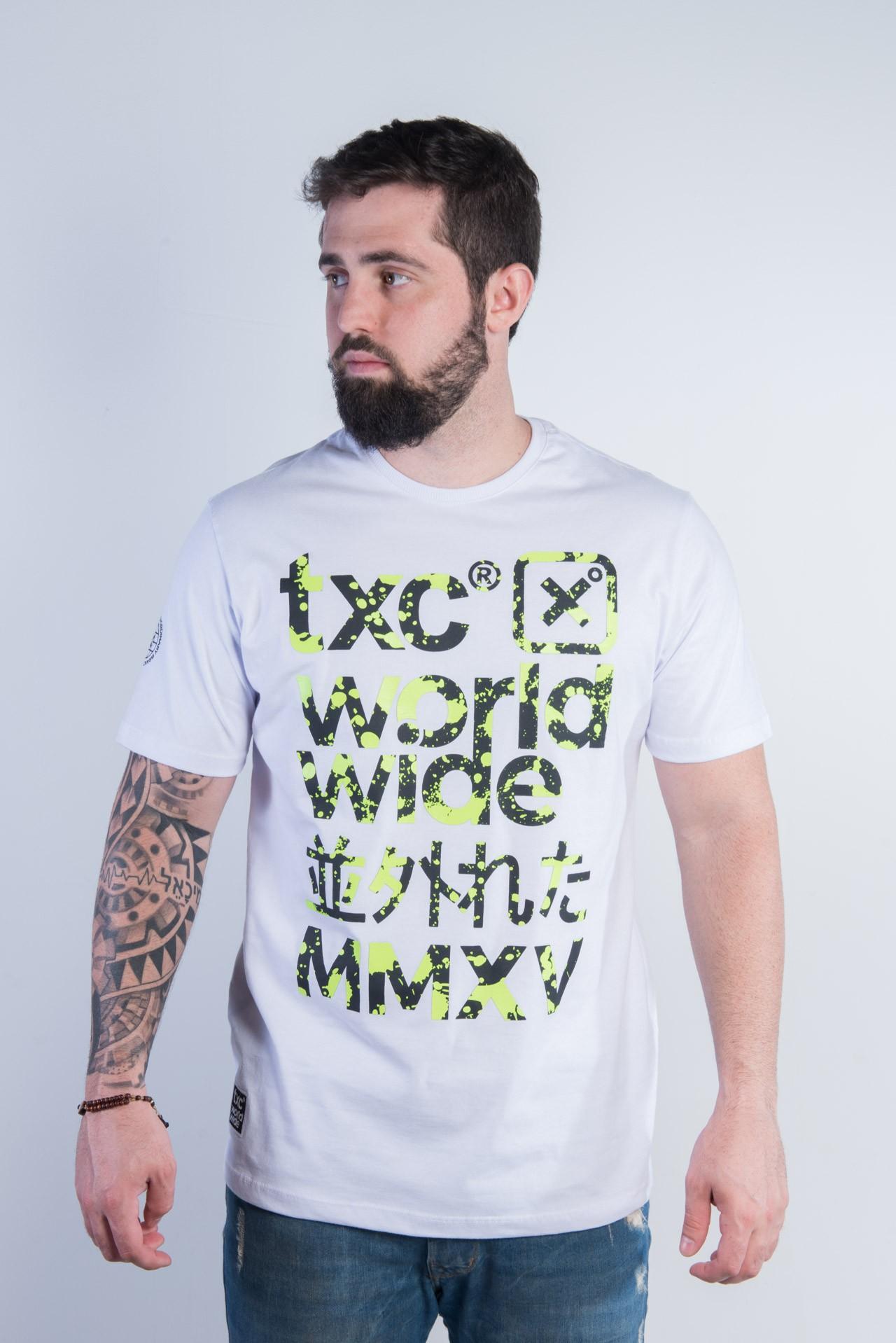 Camiseta TXC Brand 19079