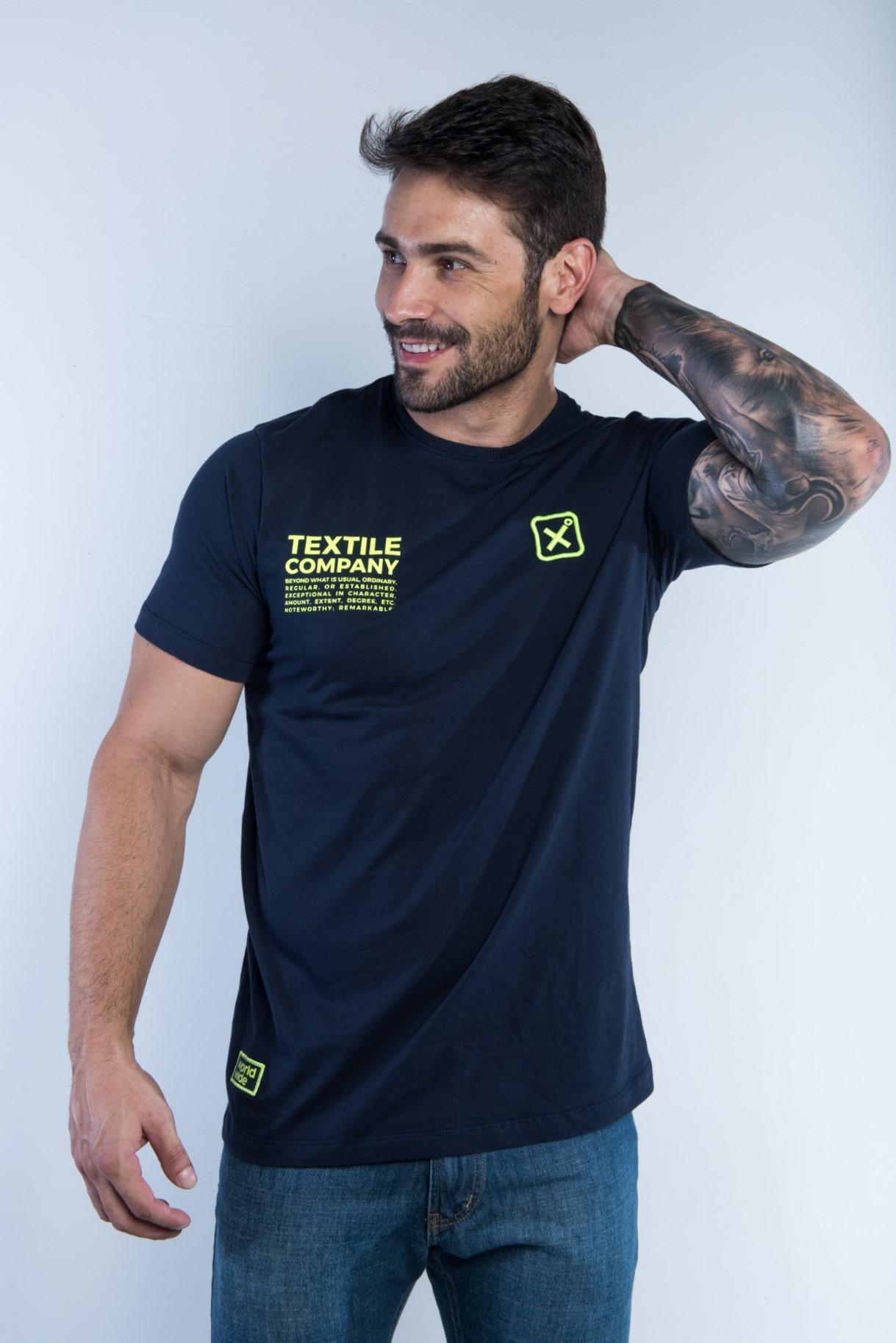 Camiseta TXC Brand 19088