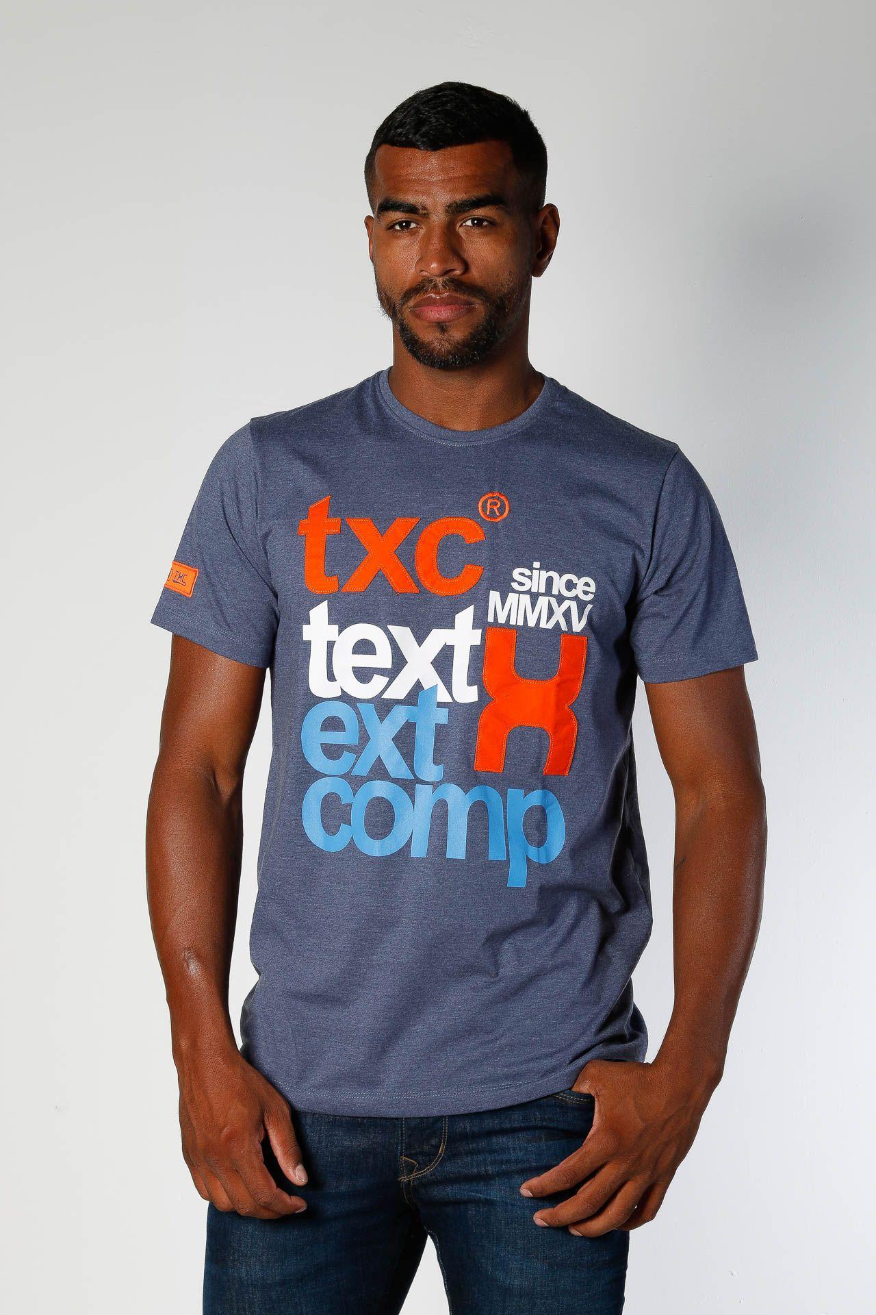Camiseta TXC Brand 1908