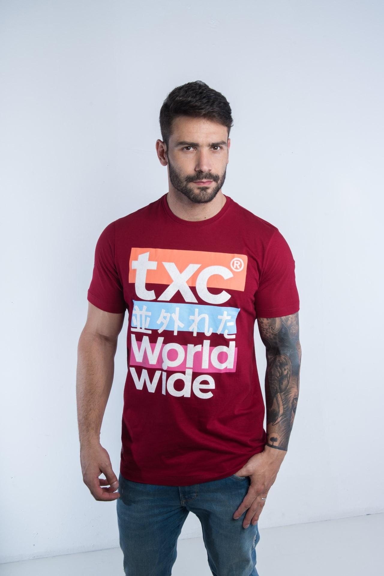 Camiseta TXC Brand 19094