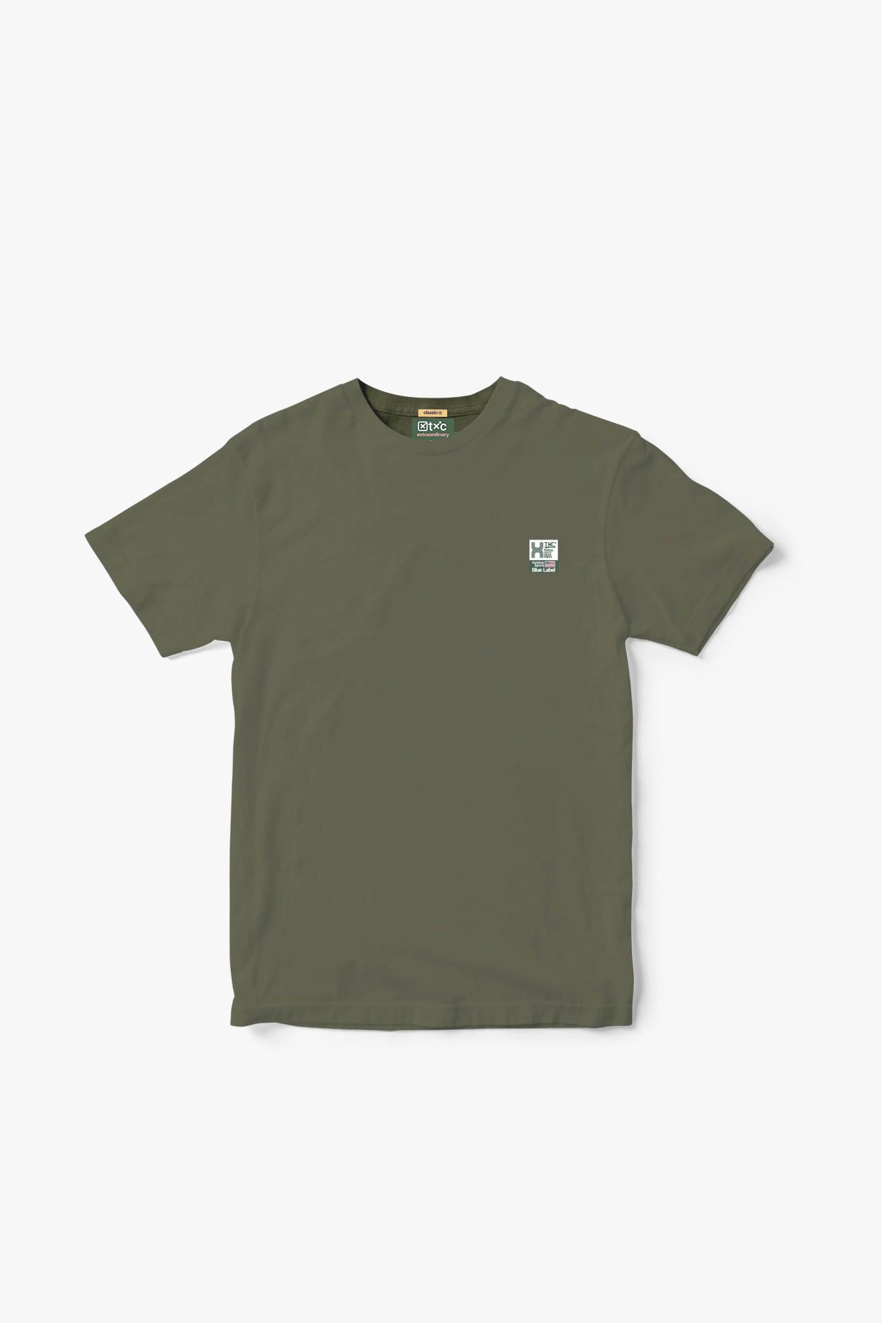 Camiseta TXC Brand 19103