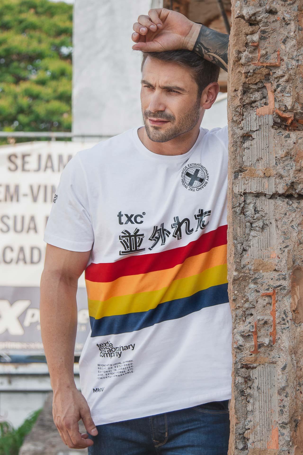 Camiseta TXC Brand 19111