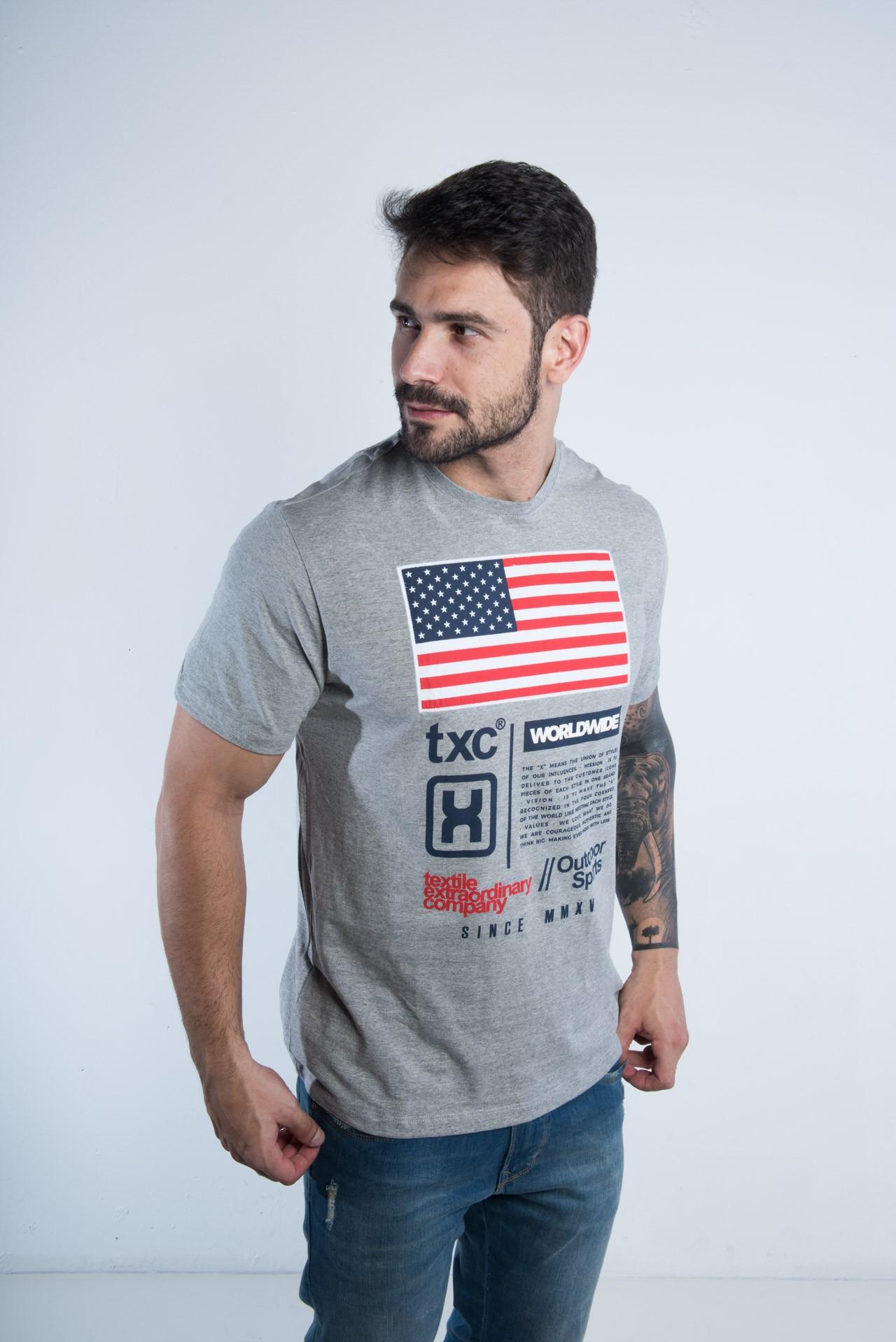 Camiseta TXC Brand 19114